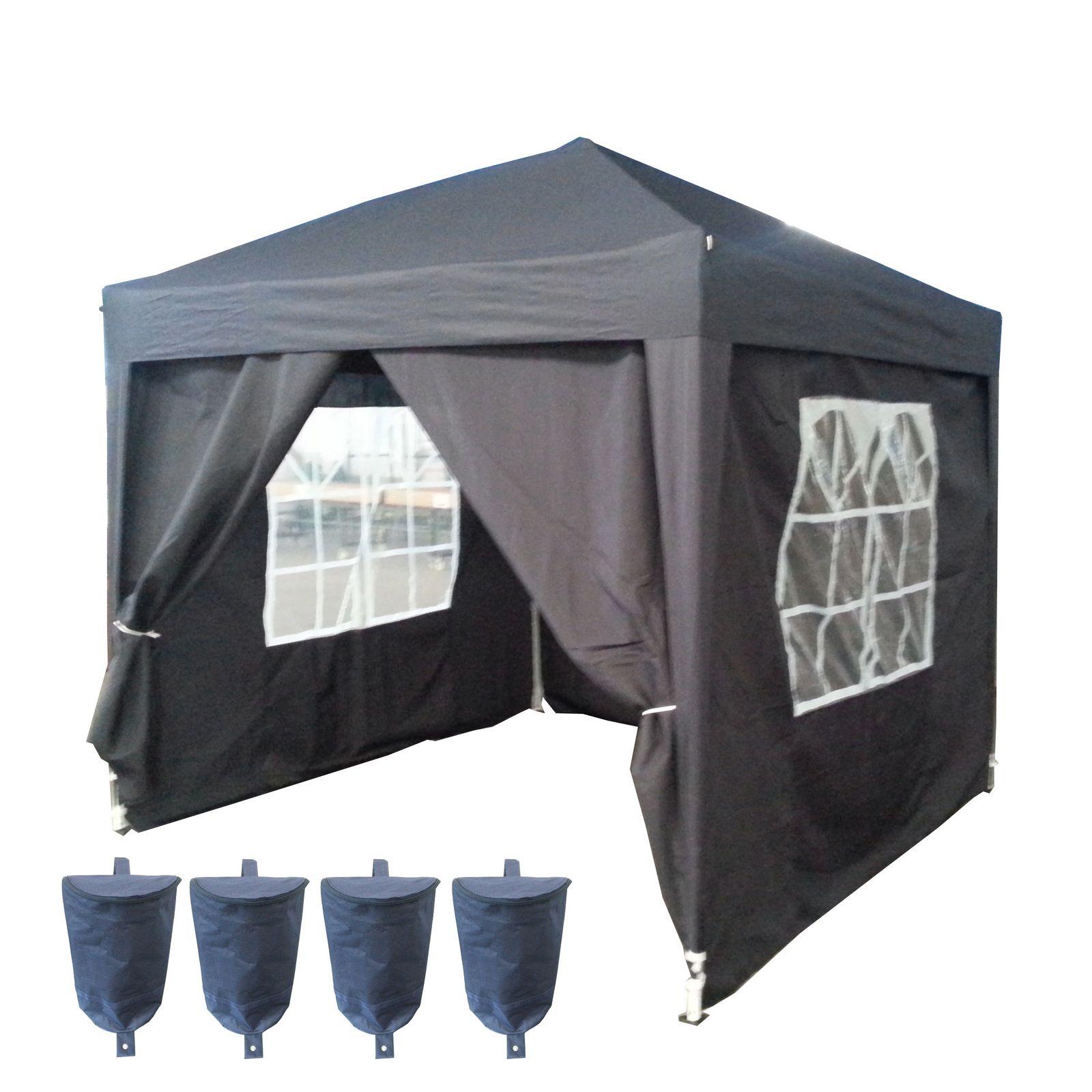 erscheinen gartenlaube wasserfest 2 5 x faltbar zelt. Black Bedroom Furniture Sets. Home Design Ideas