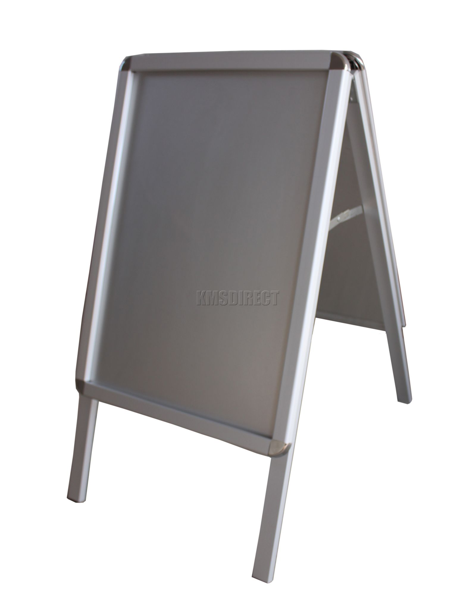 Alu A2 A-Board Pavement Sign Poster Snap Frame Display ...