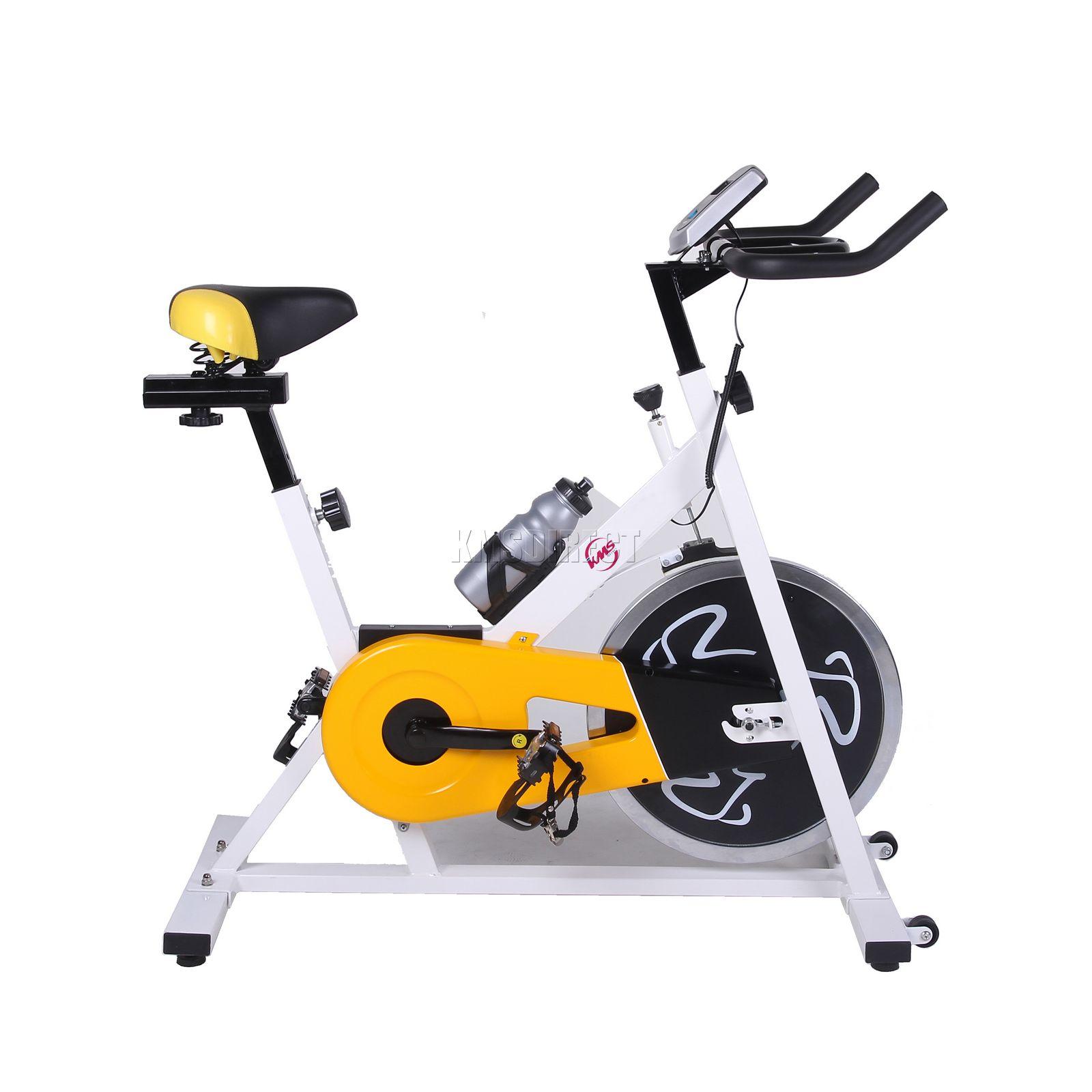 bicycle machine workout