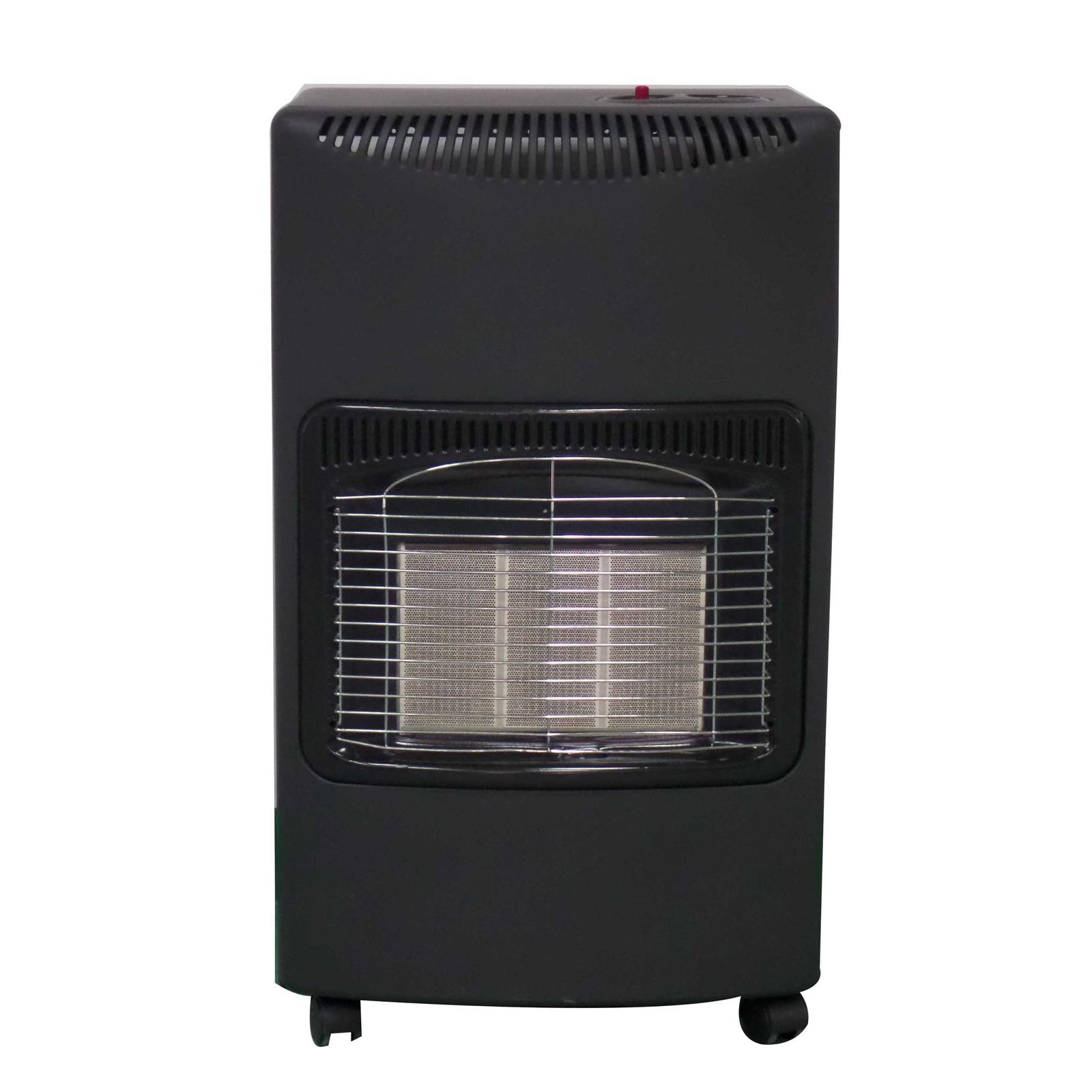 4 2kw Portable Home Butane Fire Calor Gas Cabinet Heater