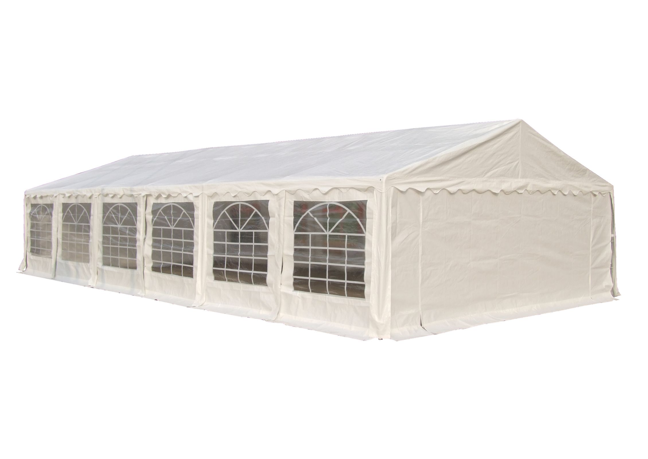 Foxhunter Waterproof Marquee 12m X 6m Heavy Duty Wedding