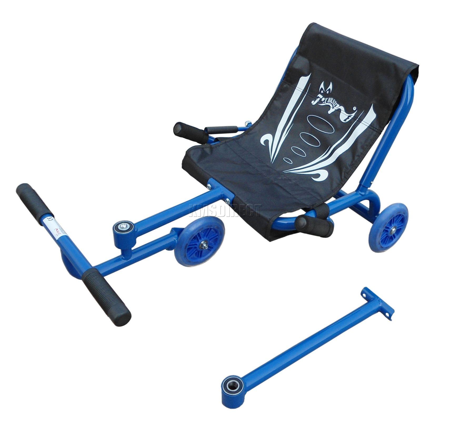 kinder ride on go kart go kart rennen kein pedal au en. Black Bedroom Furniture Sets. Home Design Ideas