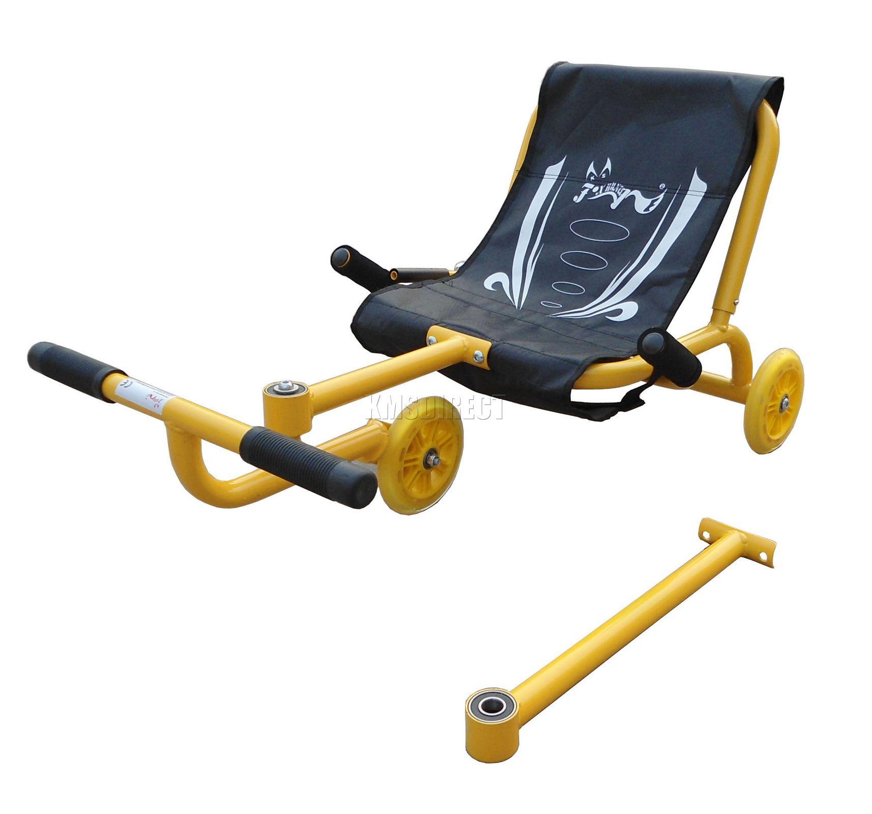 go kart kinder zum daraufsitzen rennen kein pedal au en. Black Bedroom Furniture Sets. Home Design Ideas