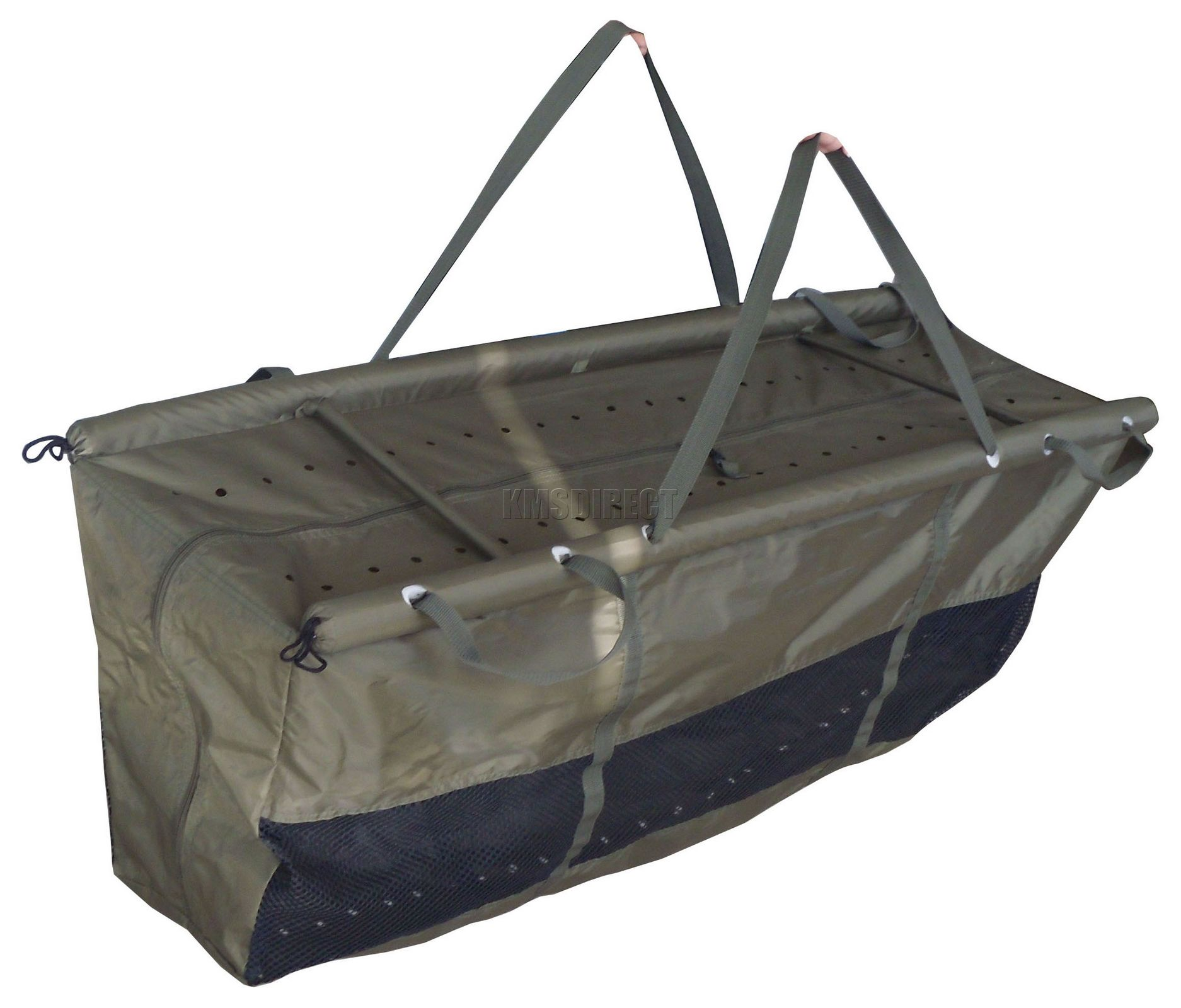 carp fishing safety weigh weighing sling bag floatation