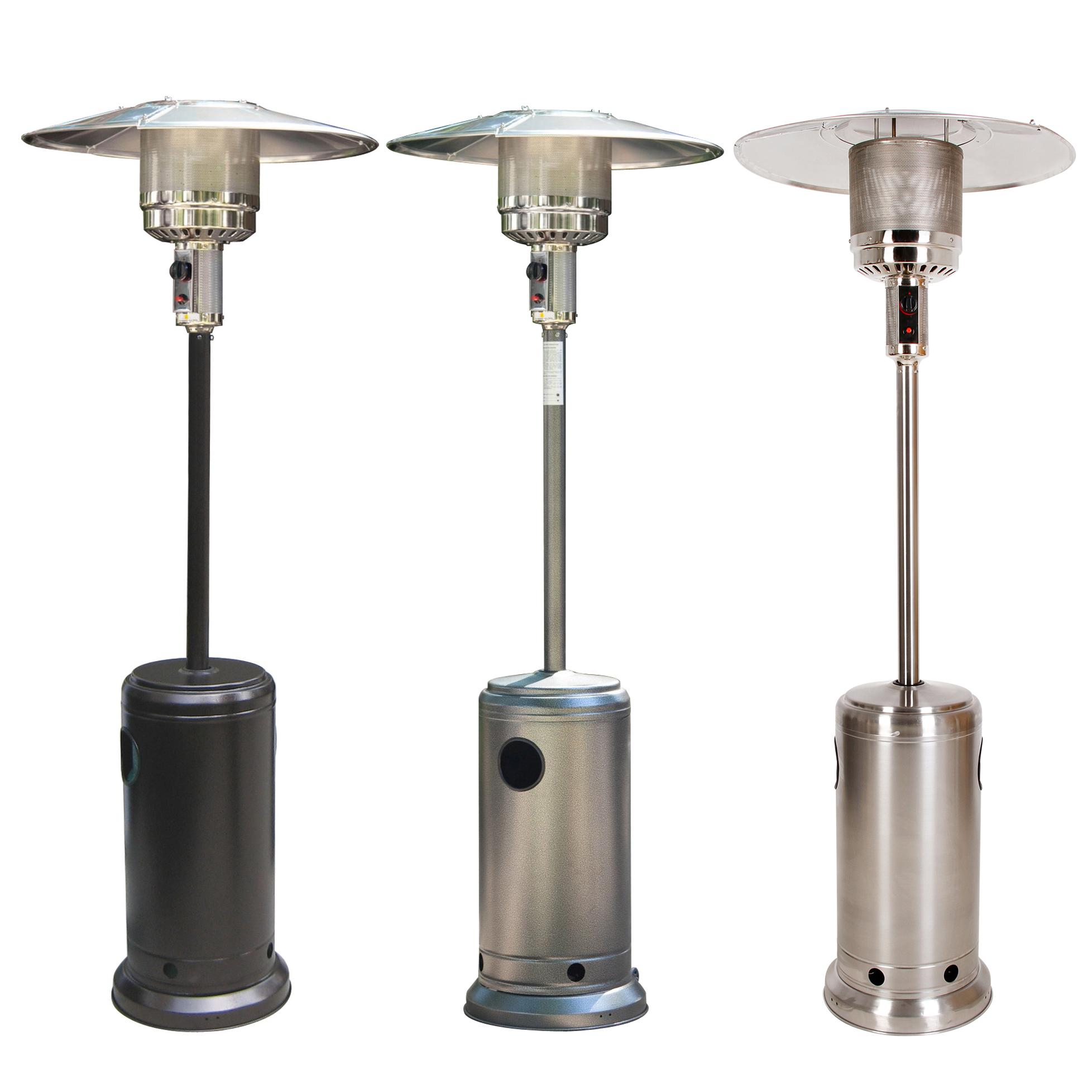 Gas Outdoor Patio Heaters Lava Heat Italia OPUSLITE GM LP Opus