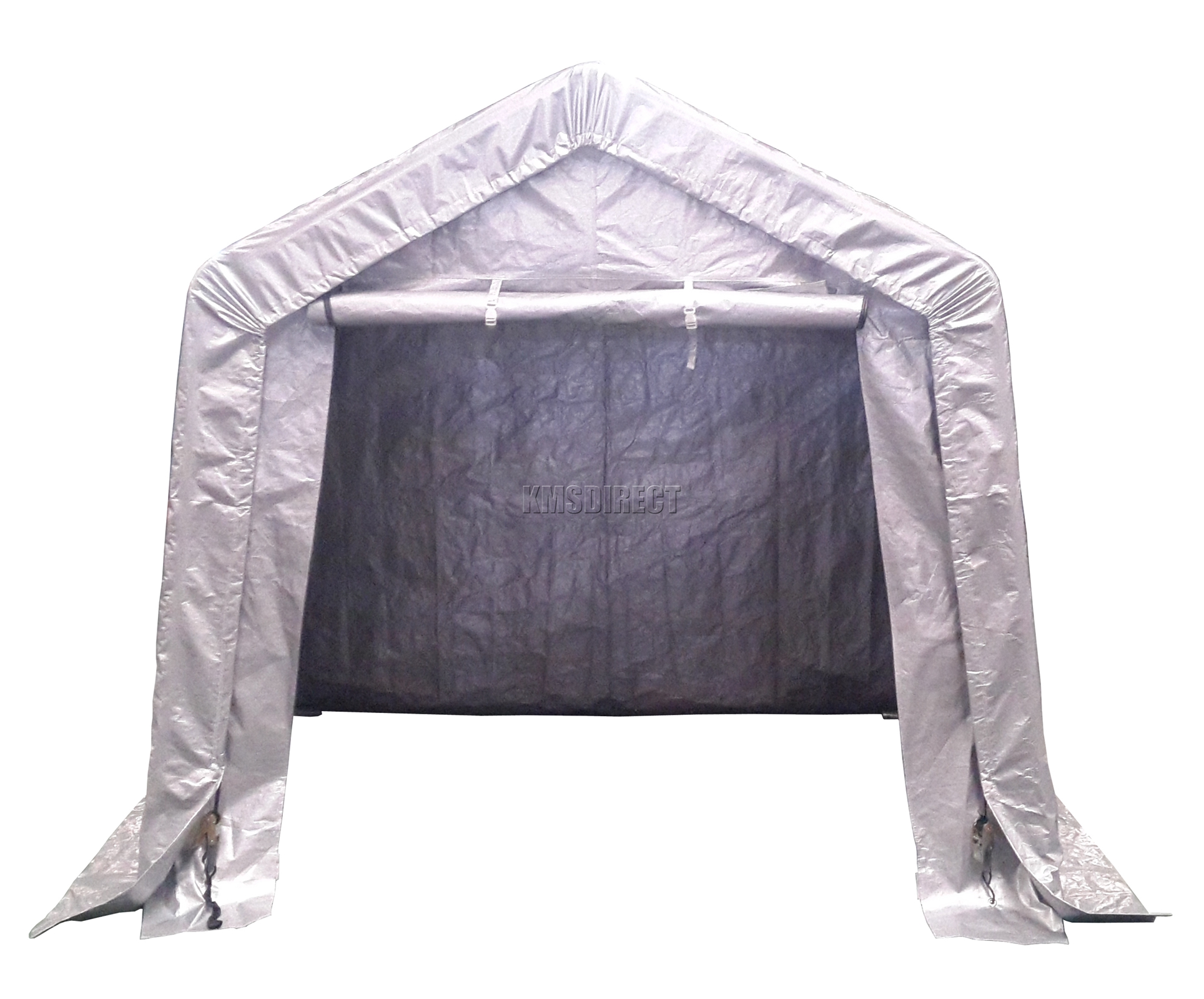 Large waterproof motor bike folding cover storage shed outdoor tent garage barn ebay - Motorcycle foldable garage tent cover ...