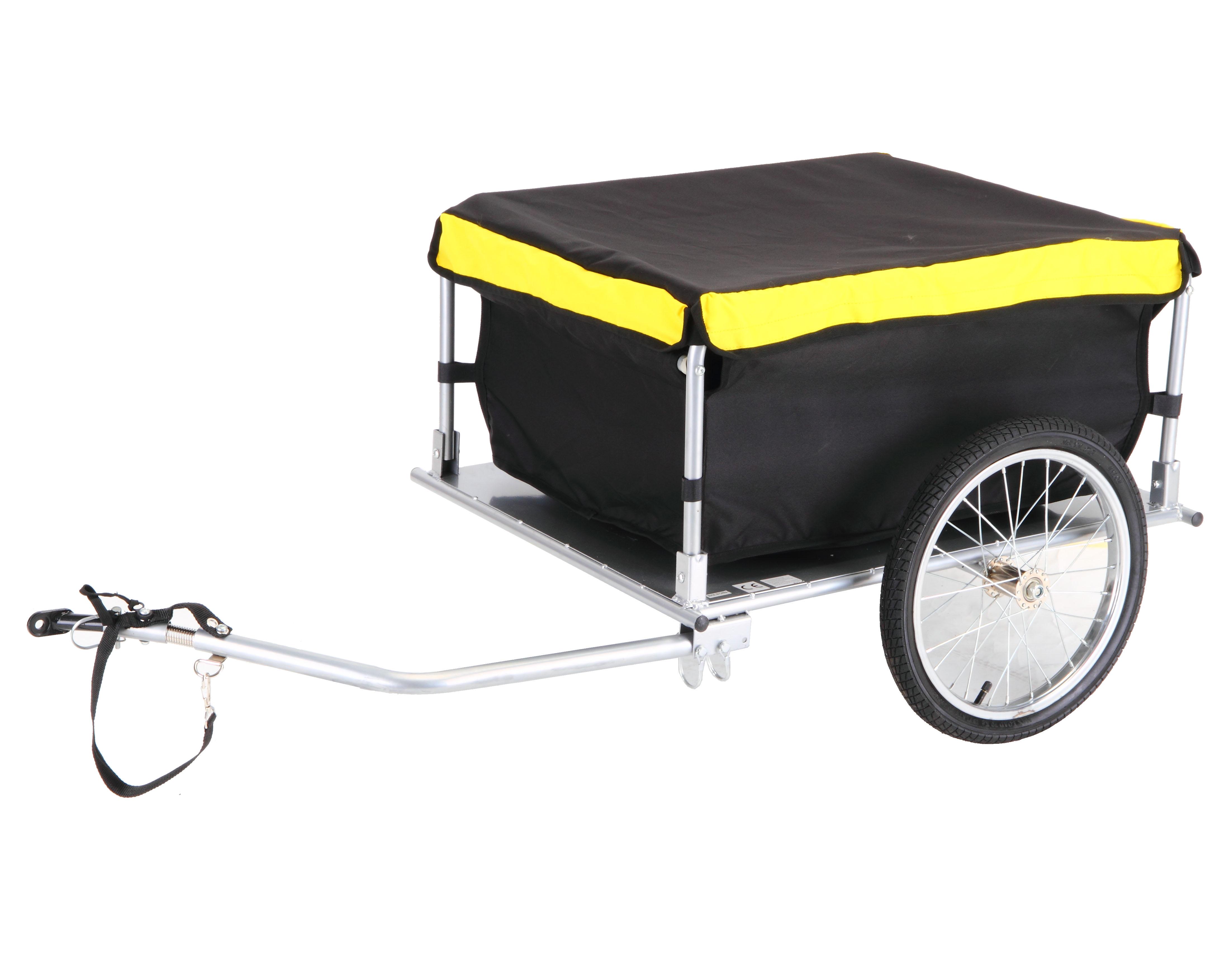 rad fahrrad anh nger gep ck camping fischen neu ebay. Black Bedroom Furniture Sets. Home Design Ideas