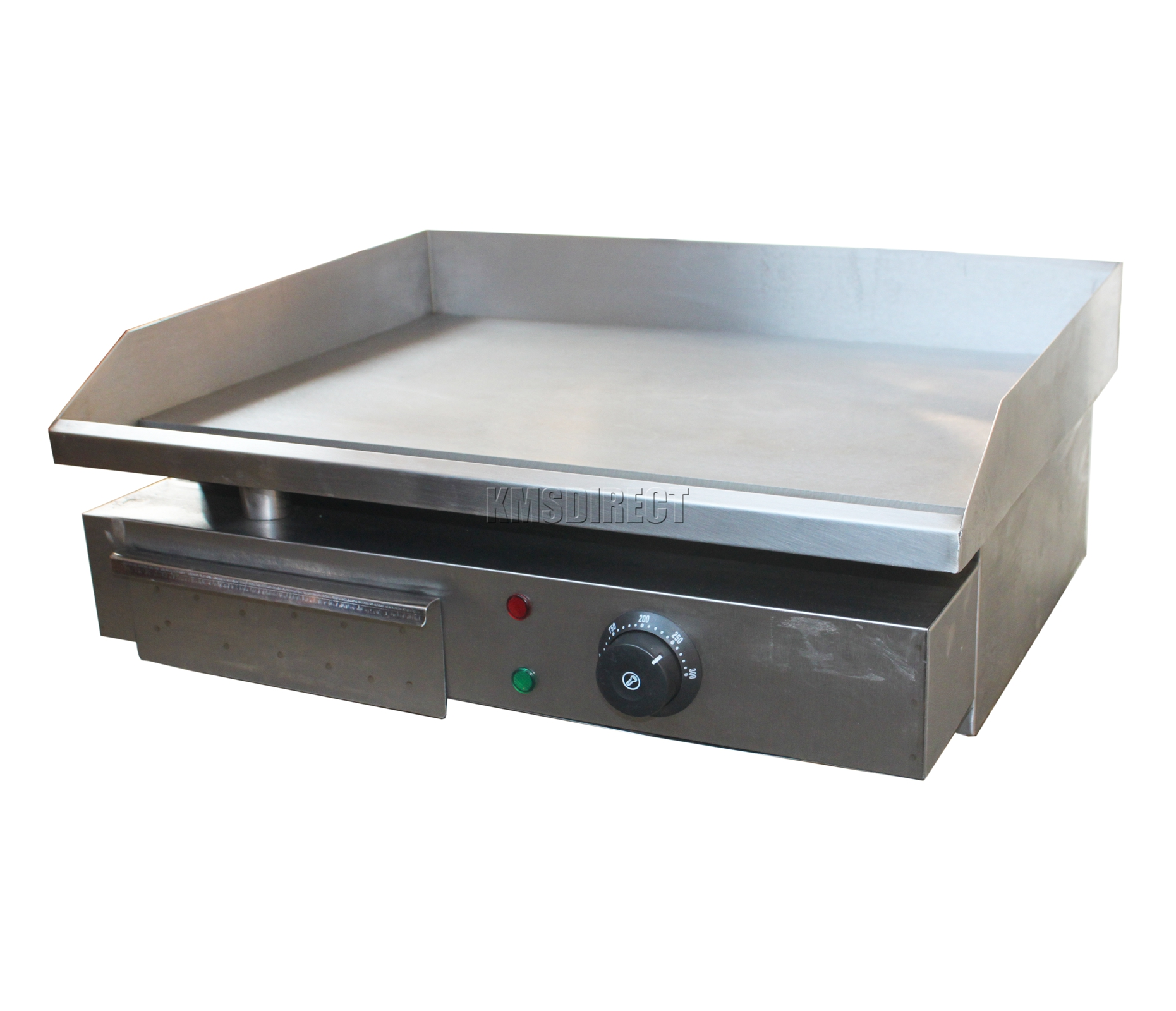 Industrial Electric Grill ~ Foxhunter commercial electric griddle grill hotplate kw