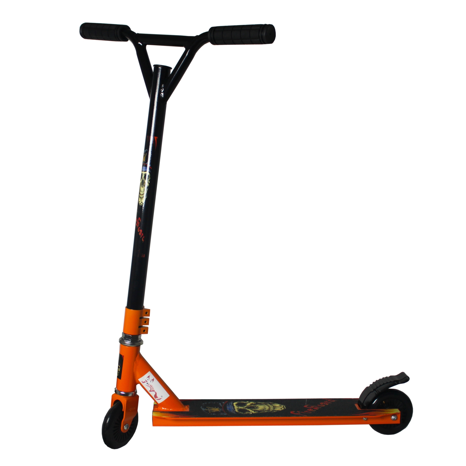 foxhunter stunt scooter roller f r kinder erwachsene. Black Bedroom Furniture Sets. Home Design Ideas