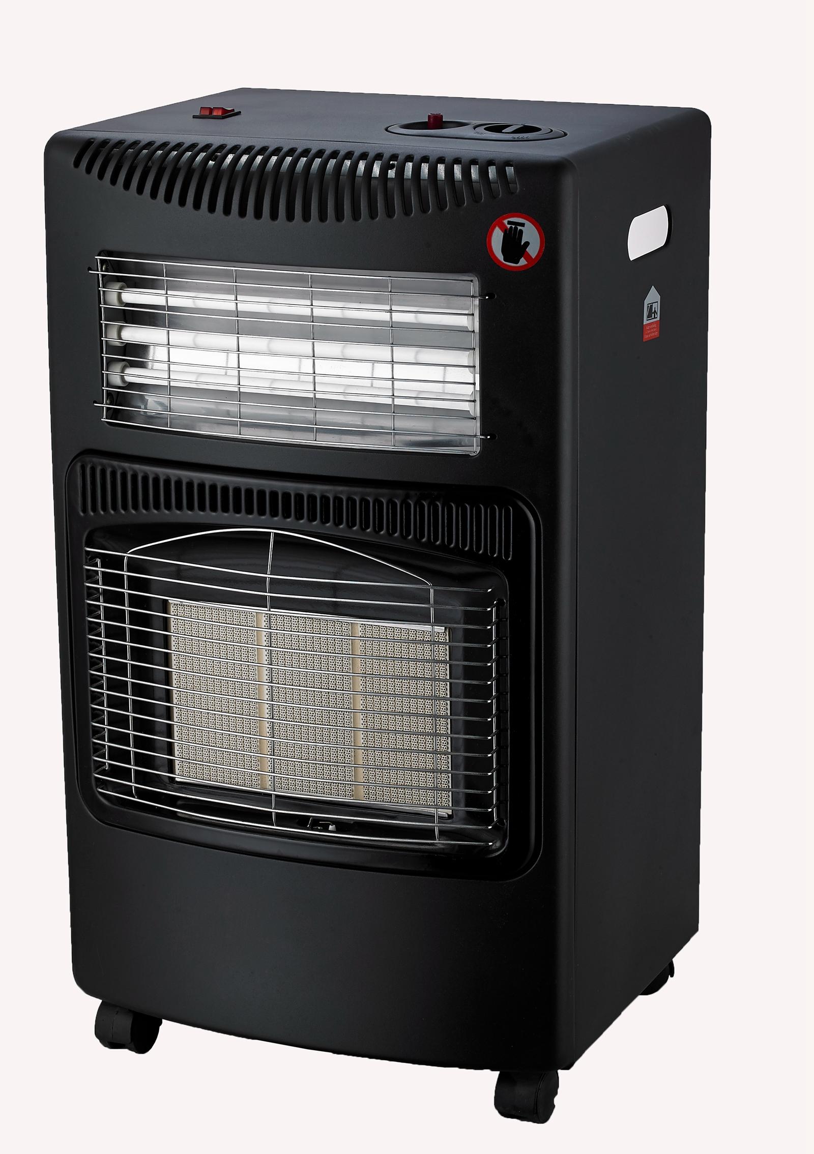 Portable Home Butane Fire Calor Gas Electric Cabinet Heater New eBay #791F21