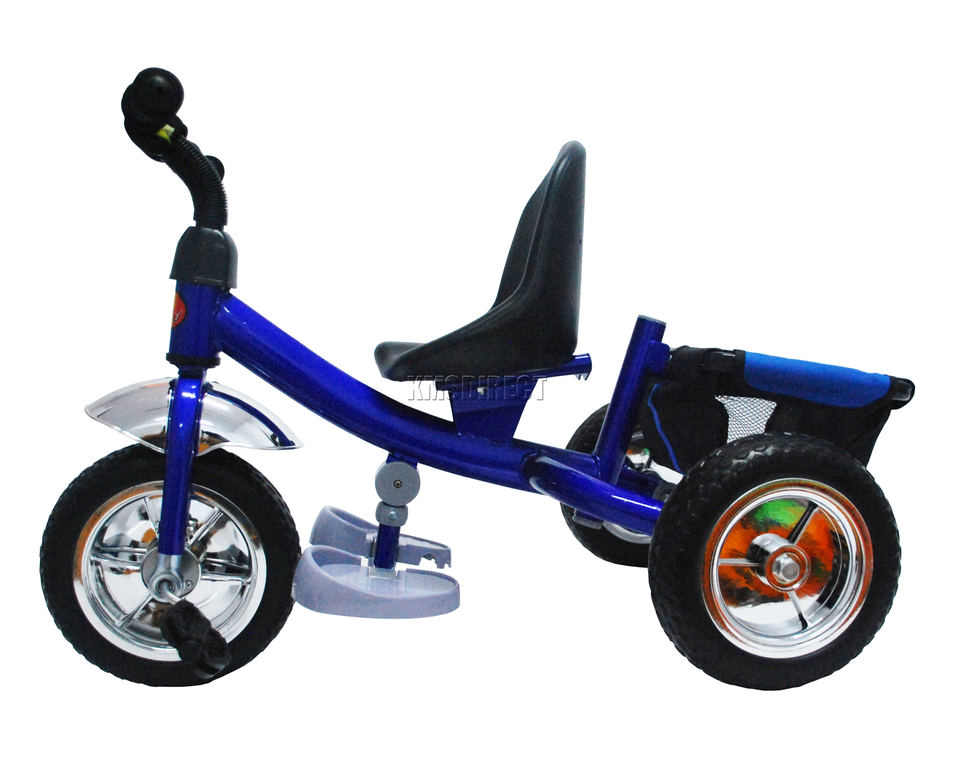 Foxhunter 4in1 Children Kids Trike Tricycle 3 Wheel Ride
