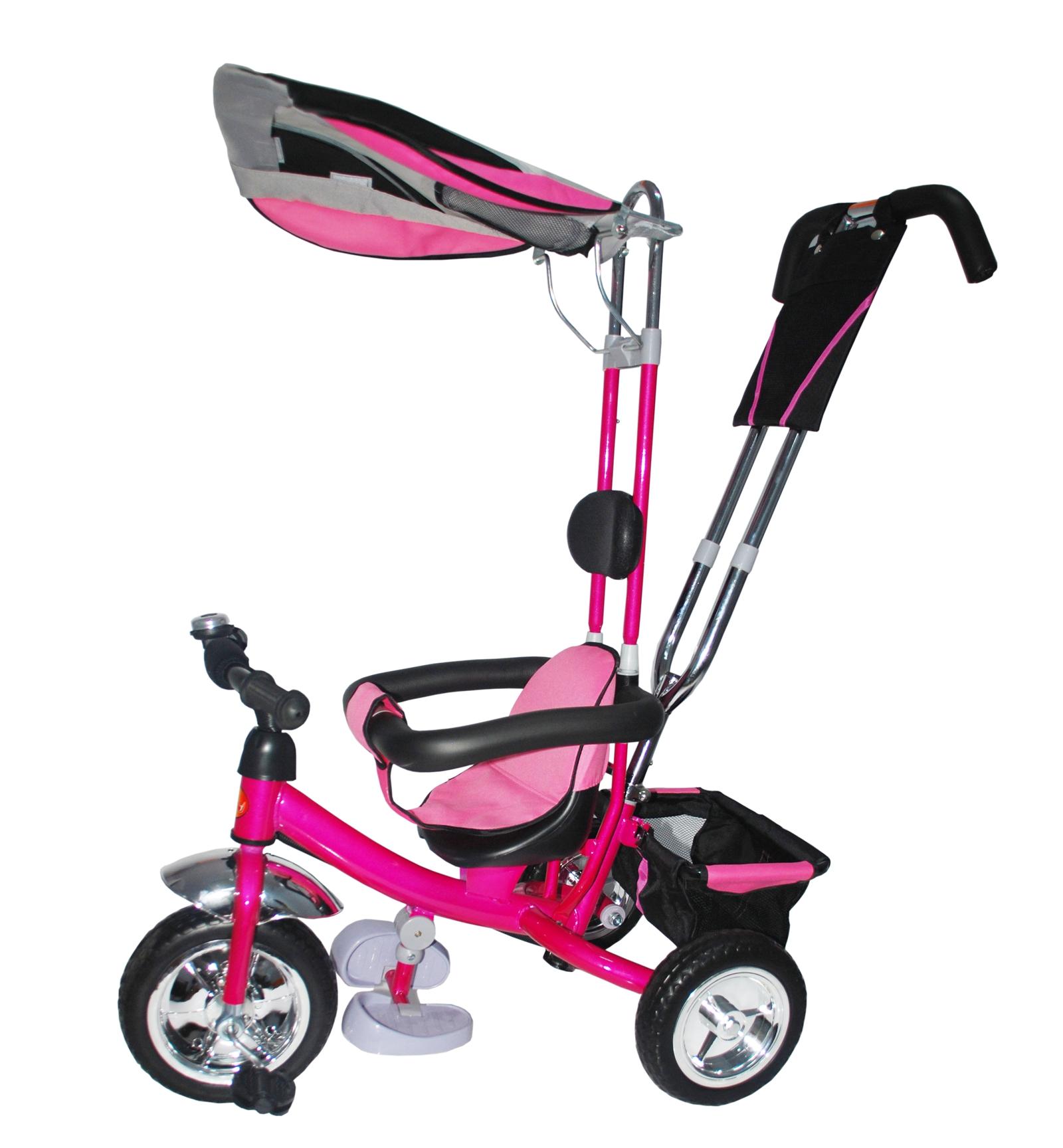 Foxhunter Children Kids Trike Tricycle 3 Wheel 4in1 Ride