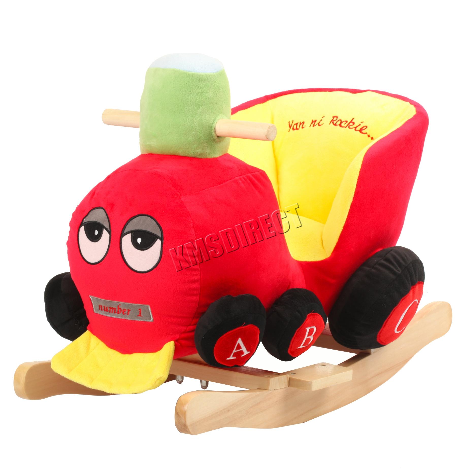 Baby Gift Toys : Foxhunter new animal rocker baby kids rocking toddler
