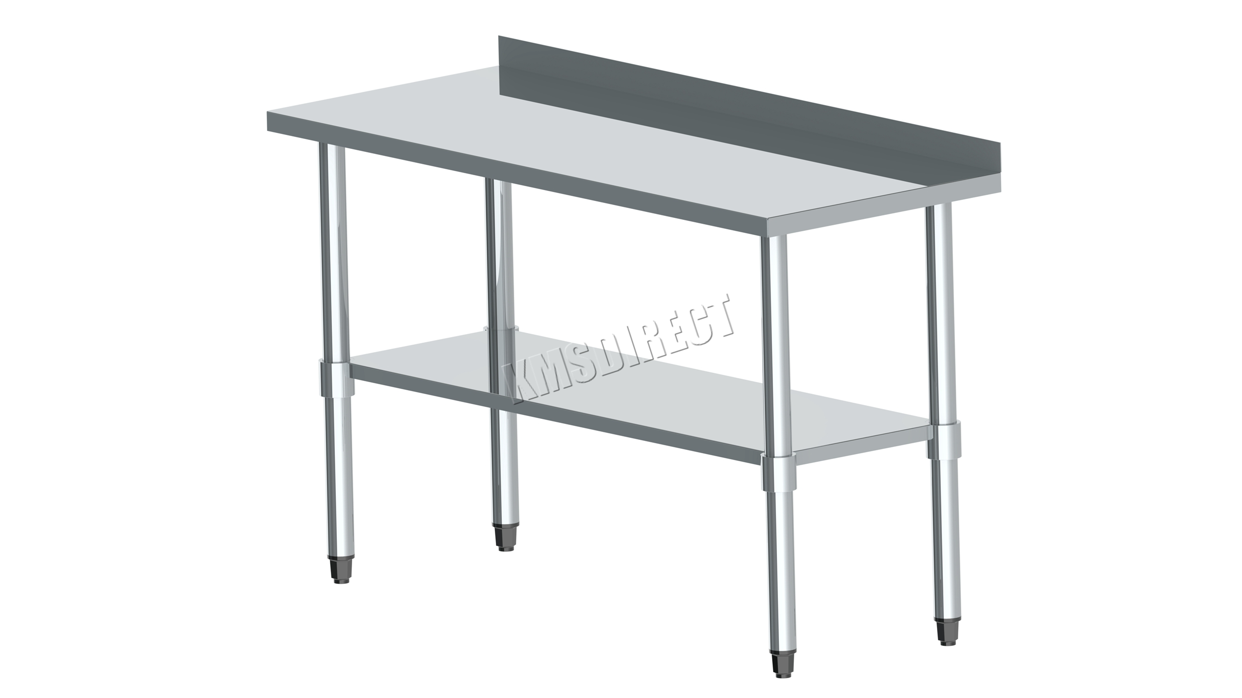Foxhunter acero inoxidable restauraci n comercial mesa - Mesas de trabajo cocina ...