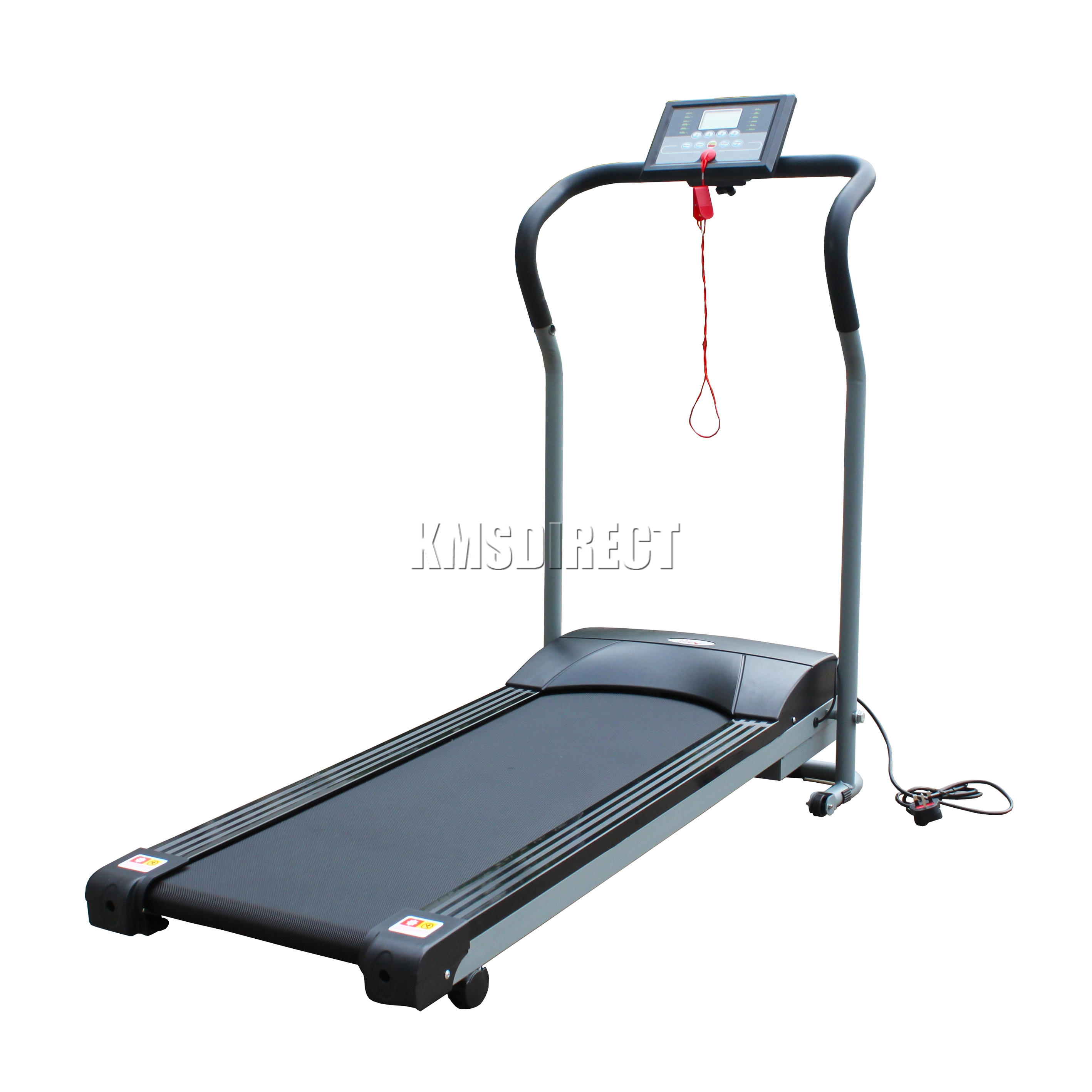 Life Fitness Treadmill Low Voltage: FoxHunter Folding Motorized Electric Treadmill Running