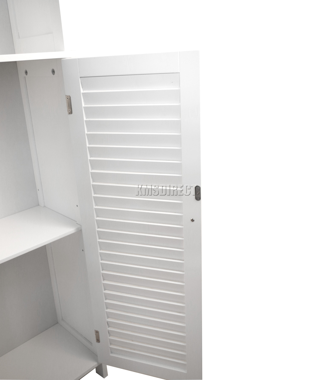 Bathroom Cabinet Tall Foxhunter Wall Mount Wooden Bathroom Cabinet Tall Shelving Unit