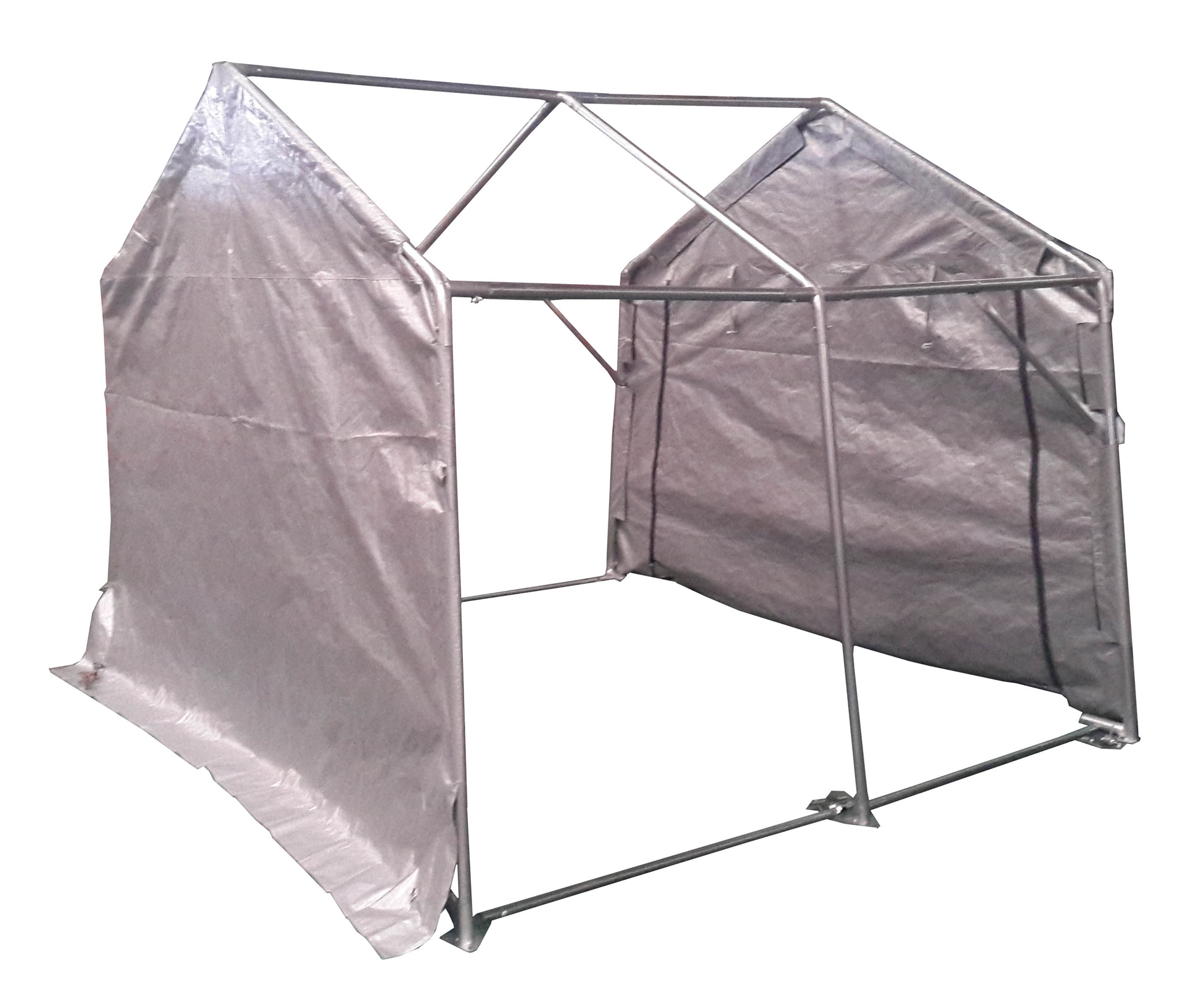 Cover Metal Shed : Xlarge waterproof motor bike folding cover storage shed
