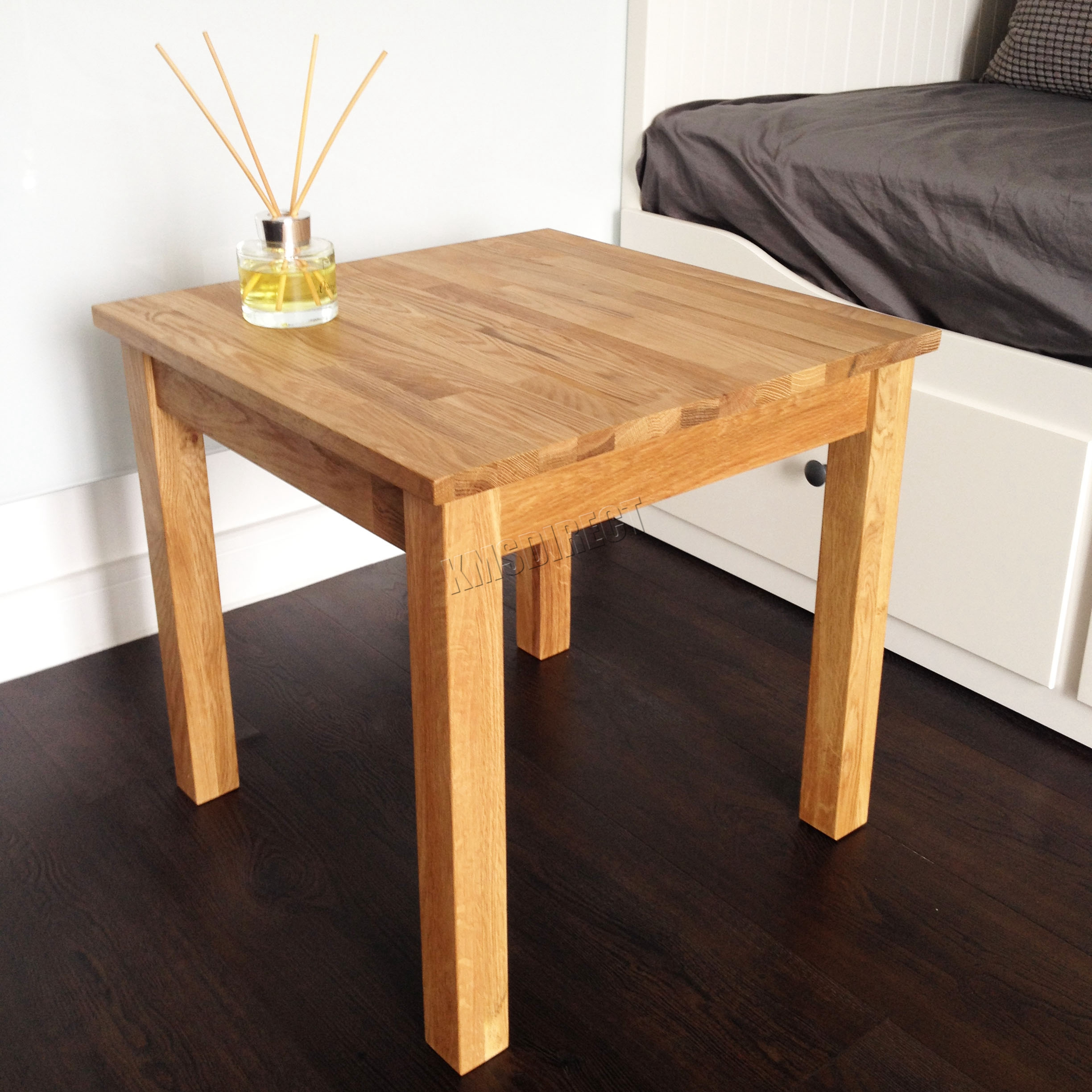 Foxhunter Solid Oak Natural Furniture Dining Bench Wooden Seat Coffee Table New Ebay