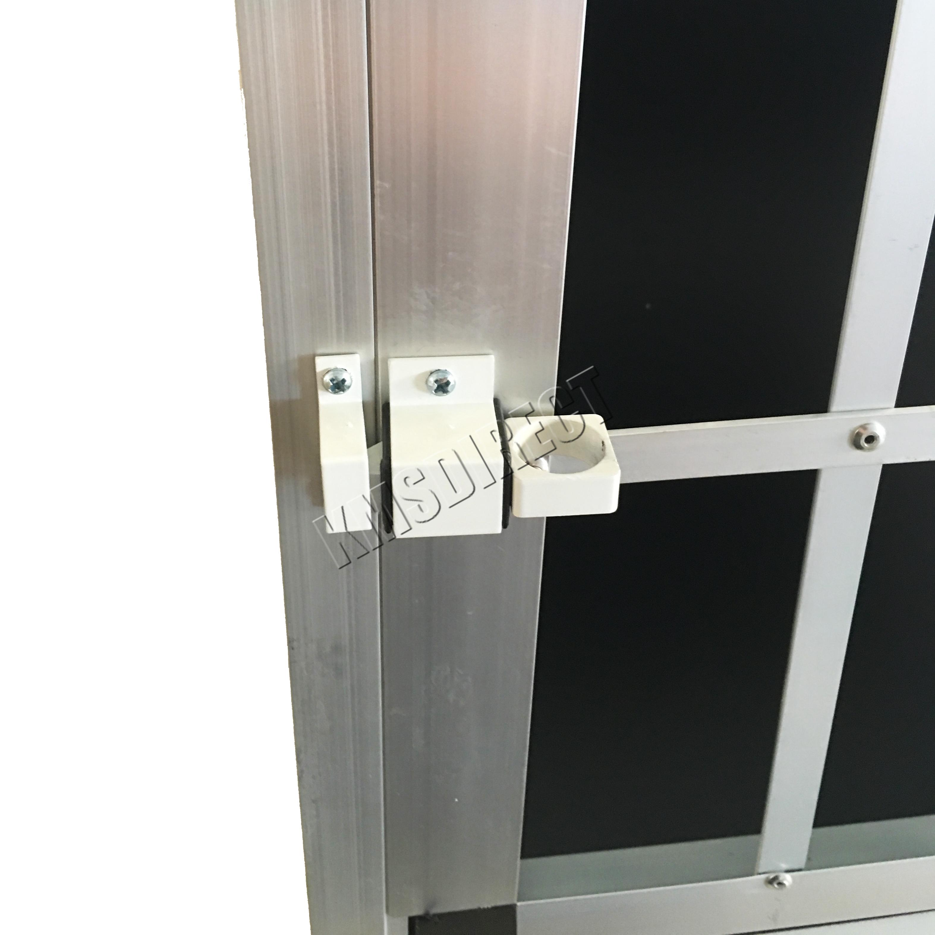 Foxhunter aluminium dog pet cage kennel small transport for Door to door transport