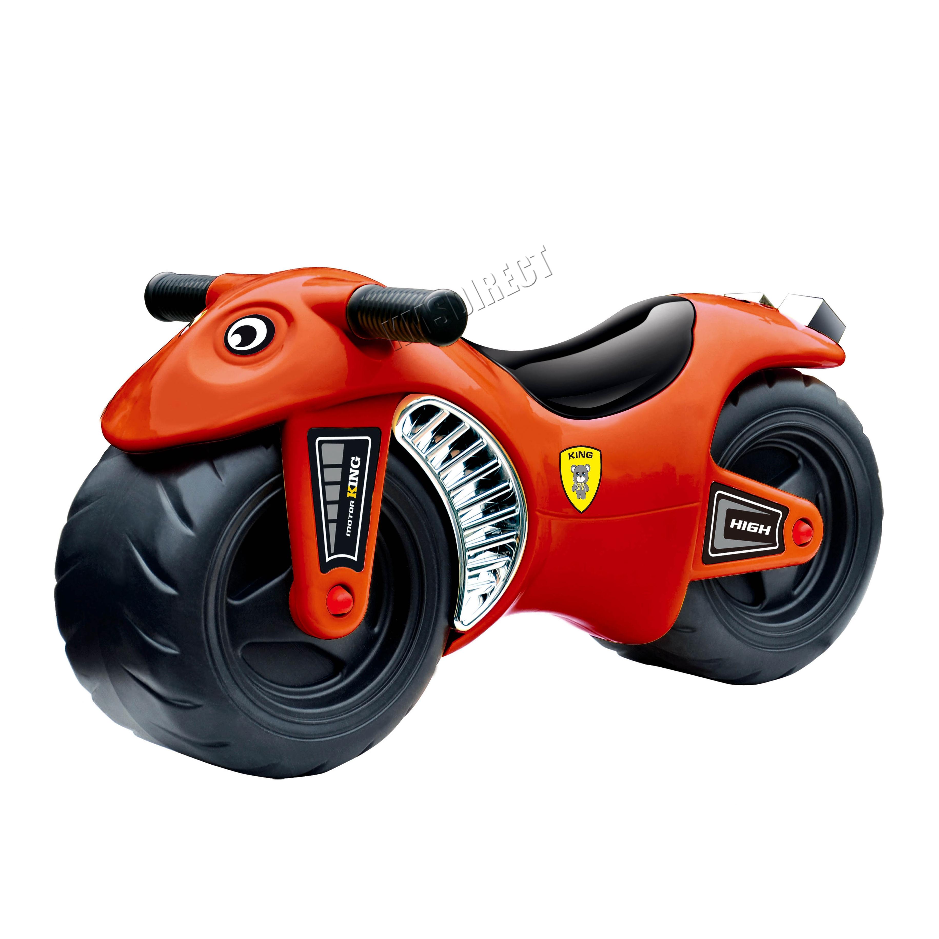 Foxhunter Kids Ride On Balance Motorcycle Motorbike Push