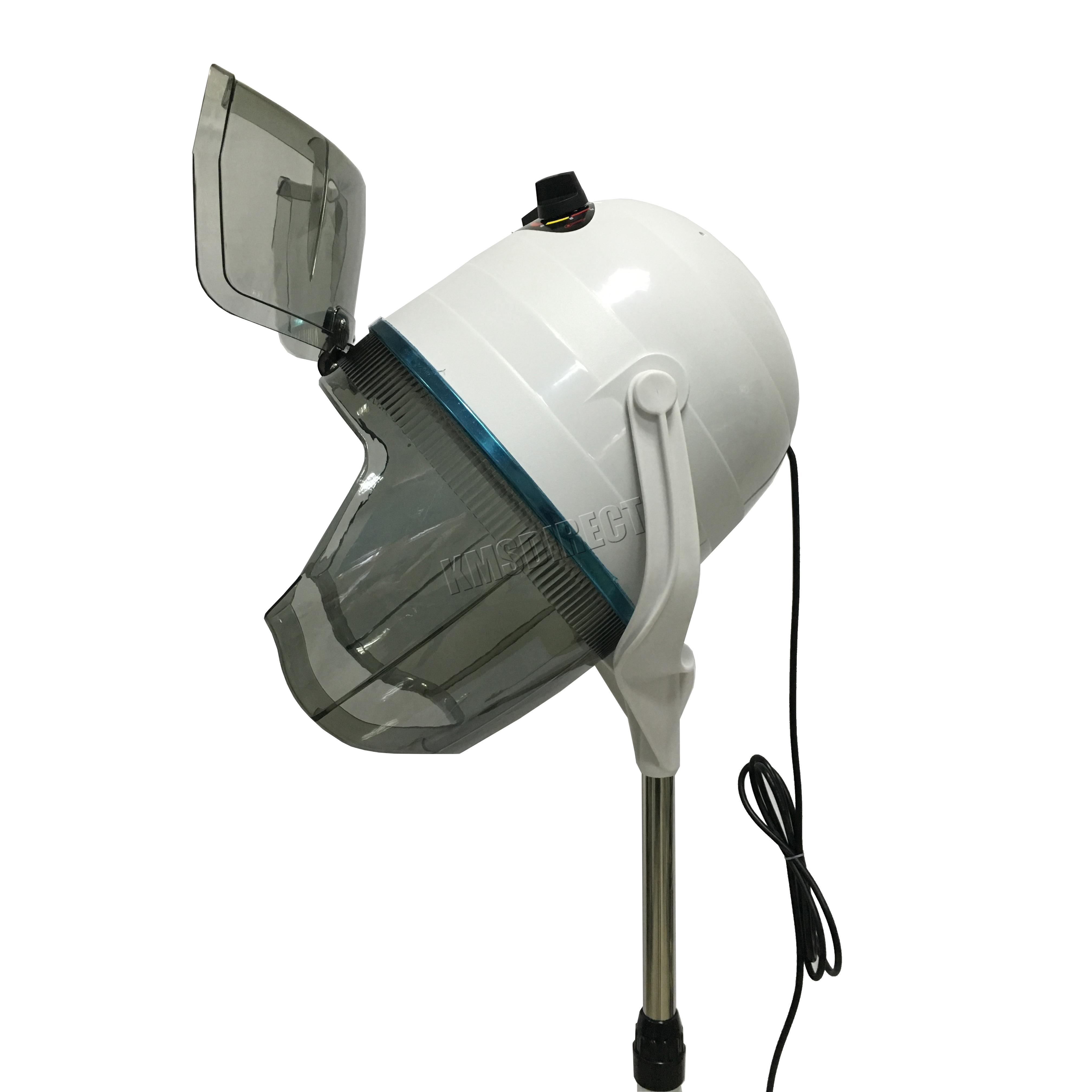 Portable Hair Dryer ~ Foxhunter portable salon hair hood dryer stand up