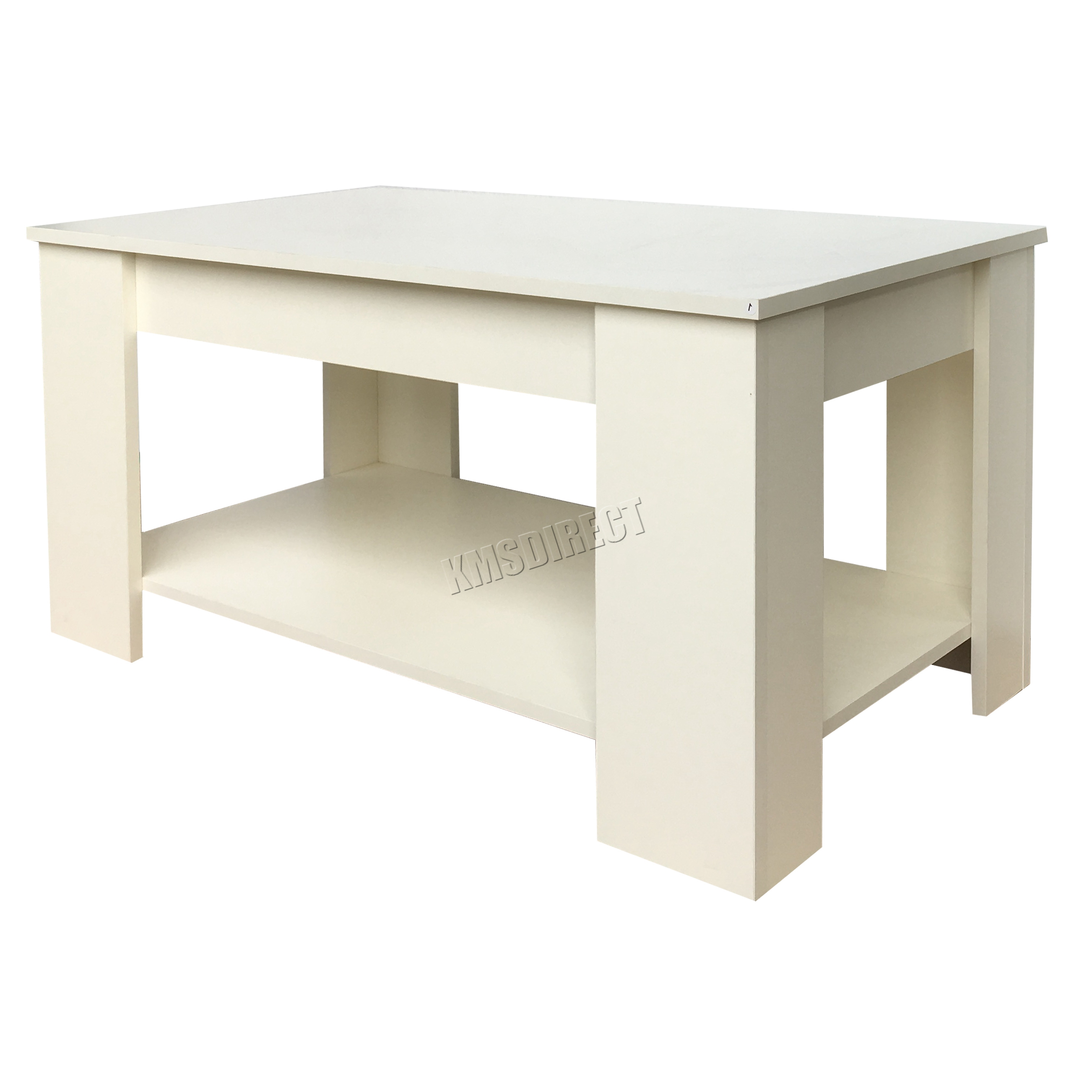 Foxhunter Lift Up Top Coffee Table Mdf With Storage And Shelf Living Room Ct01 Ebay