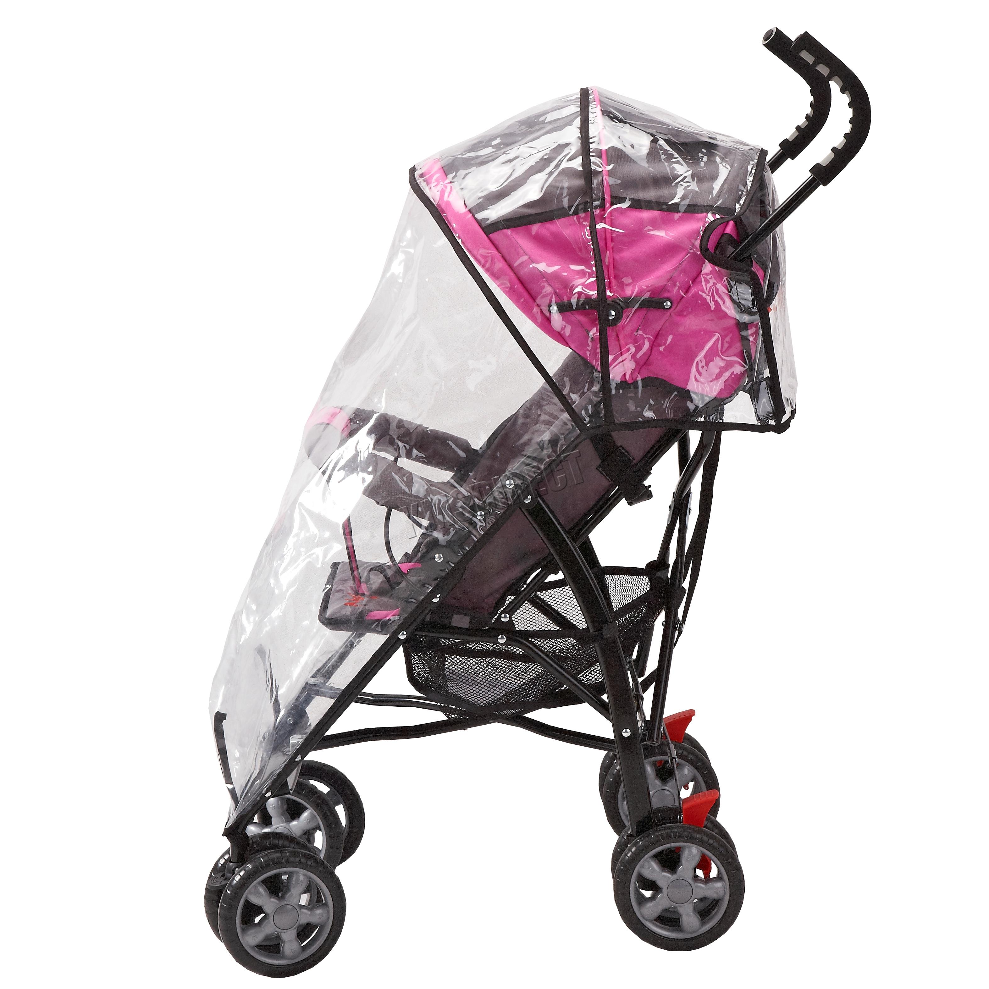 FoxHunter Baby Infant Toddler Single Stroller Pushchair ...