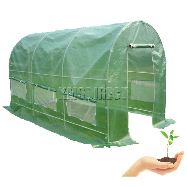 New 3.5m x 2m Large Green house Poly tunnel Polytunnel