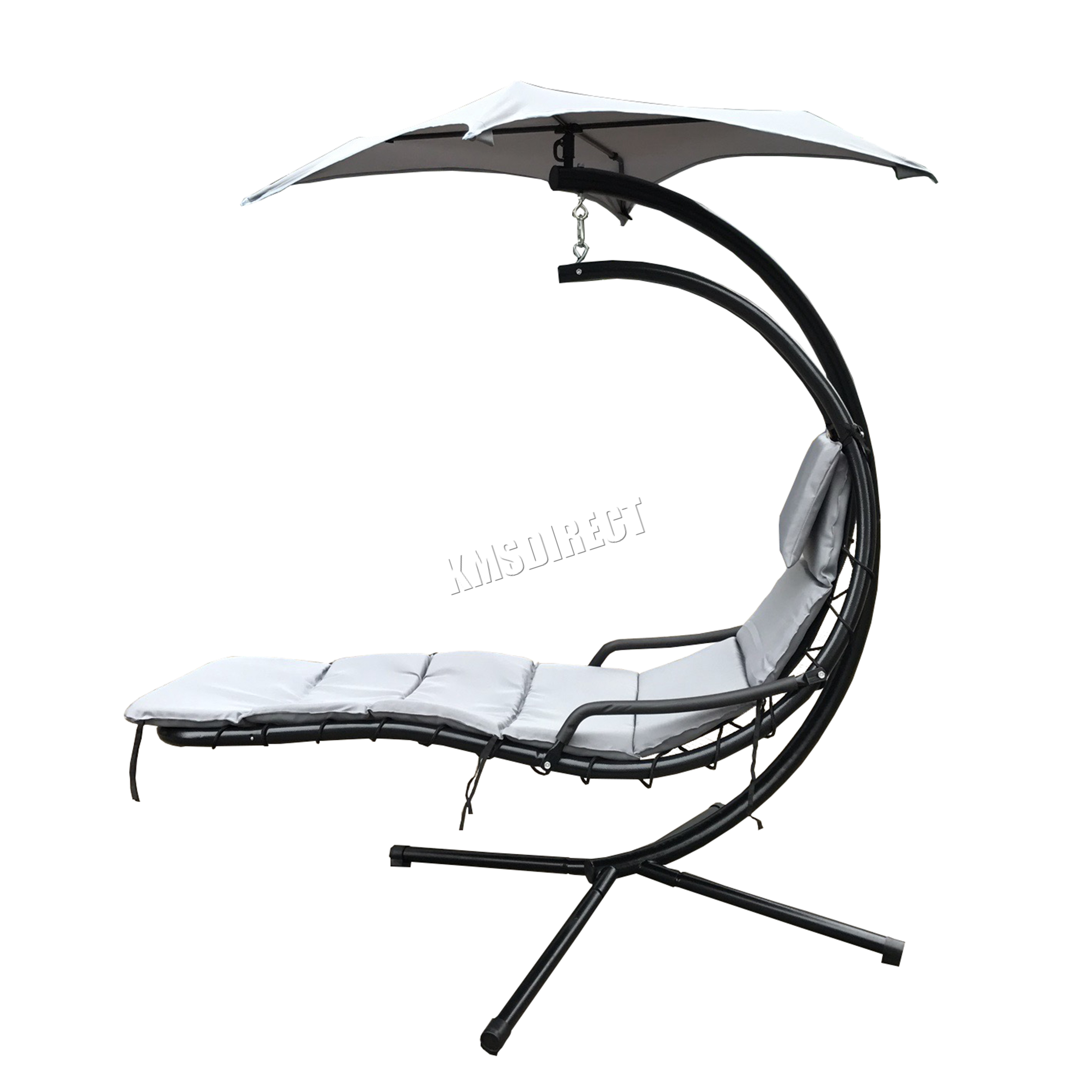 FoxHunter Garden Outdoor Helicopter Dream Chair Swing Hammock Sun