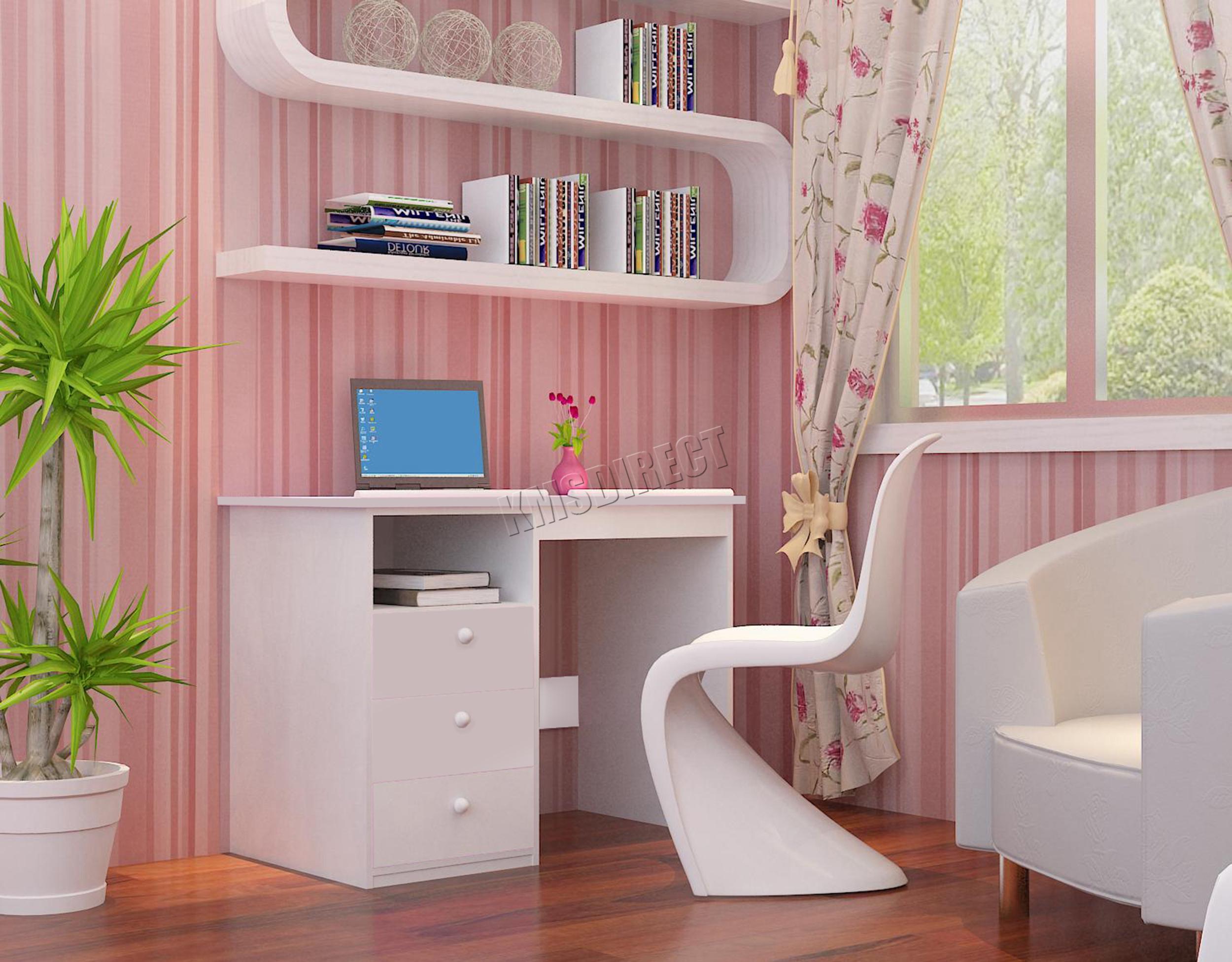 Computadora de escritorio de estudio foxhunter inclinable - Escritorio para escribir ...