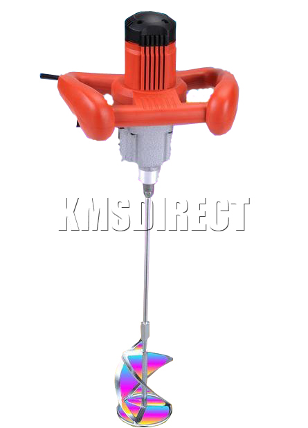 1400 WATT MORTAR / PLASTER / PAINT.MIXER 110V 1400w