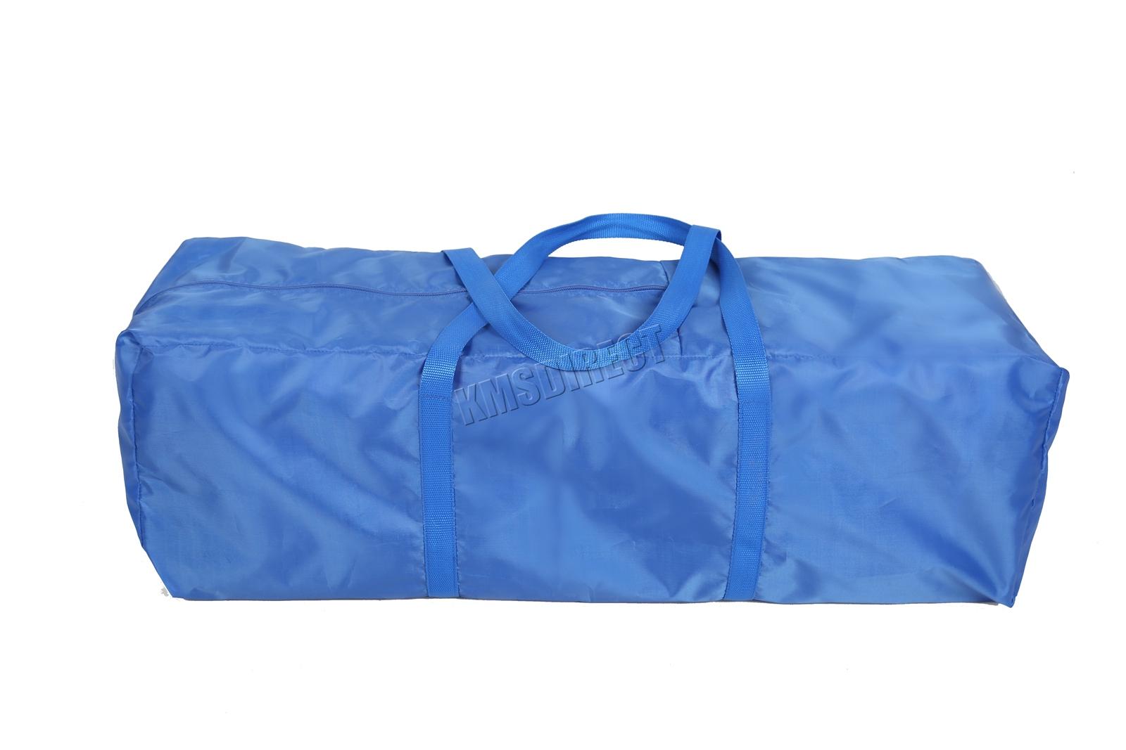 FoxHunter Portable Baby Travel Cot Bed Kids Infant Playpen Bassinet BCB01