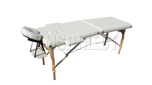 Lightweight portable folding massage table beauty bed ebay for Foldable beauty table