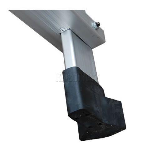3 7m Multi Purpose Aluminium Extension Scaffold Ladder