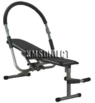 Ab King Pro Sit Up Bench Workout Shaper Exerciser For King