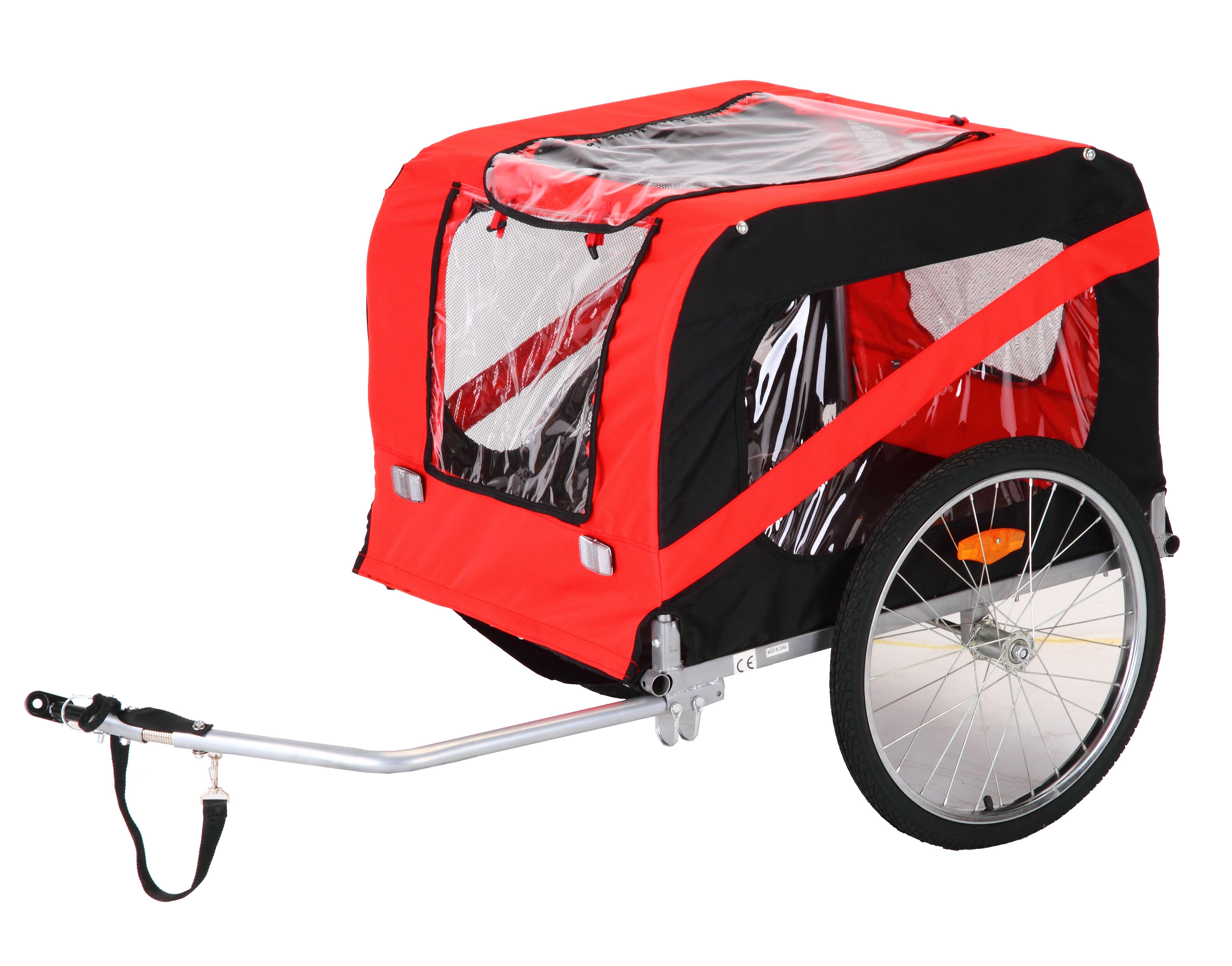 fahrrad anh nger hund haustier katze transport r b ebay. Black Bedroom Furniture Sets. Home Design Ideas
