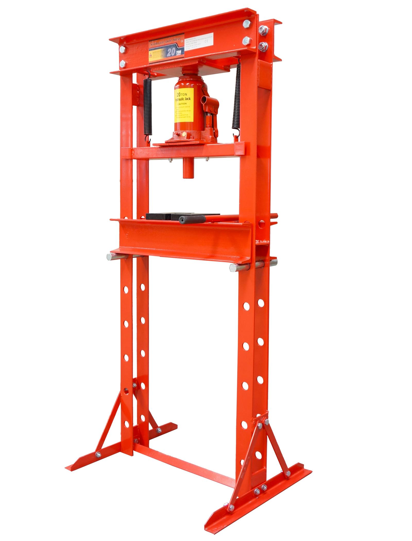 20 Ton Shop Floor Press Workshop Hydraulic 20 Tonne