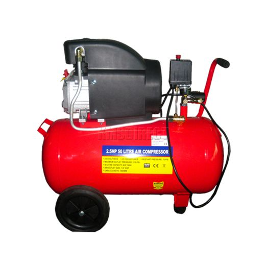 50LTR 2.5HP Electric Air Compressor 50 LTR 2.5 HP Boxed