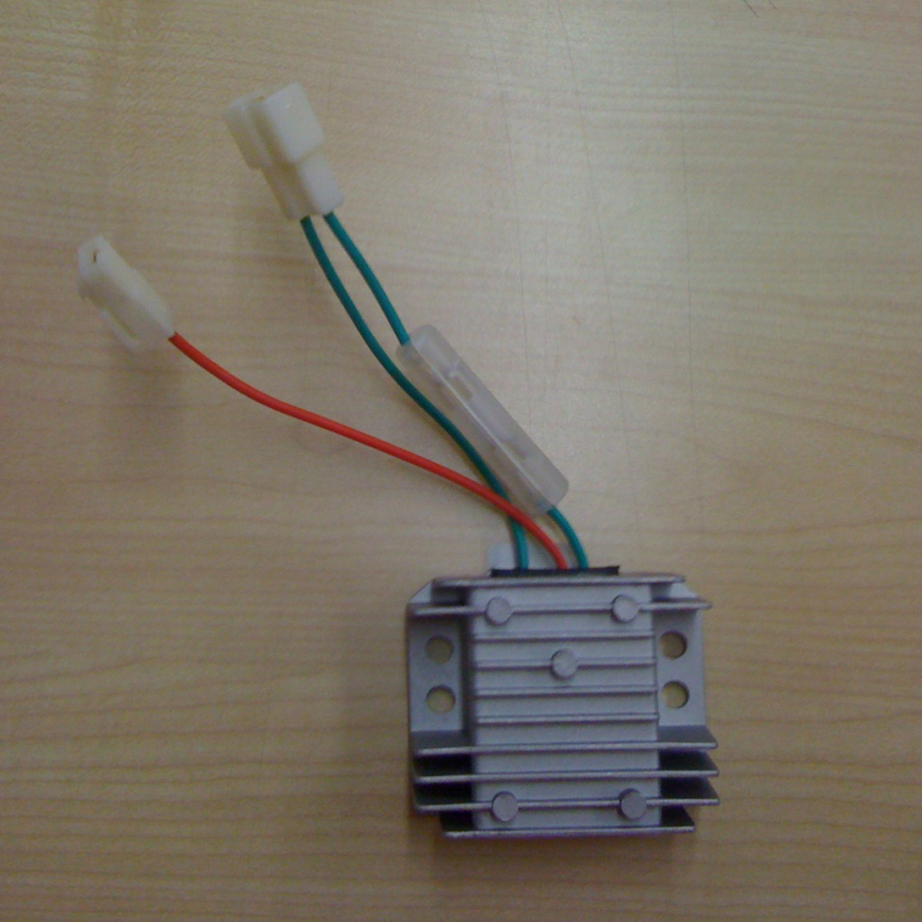LDE6800T3 Charge Regulator 3 Phase Leading Diesel Generator Partspare