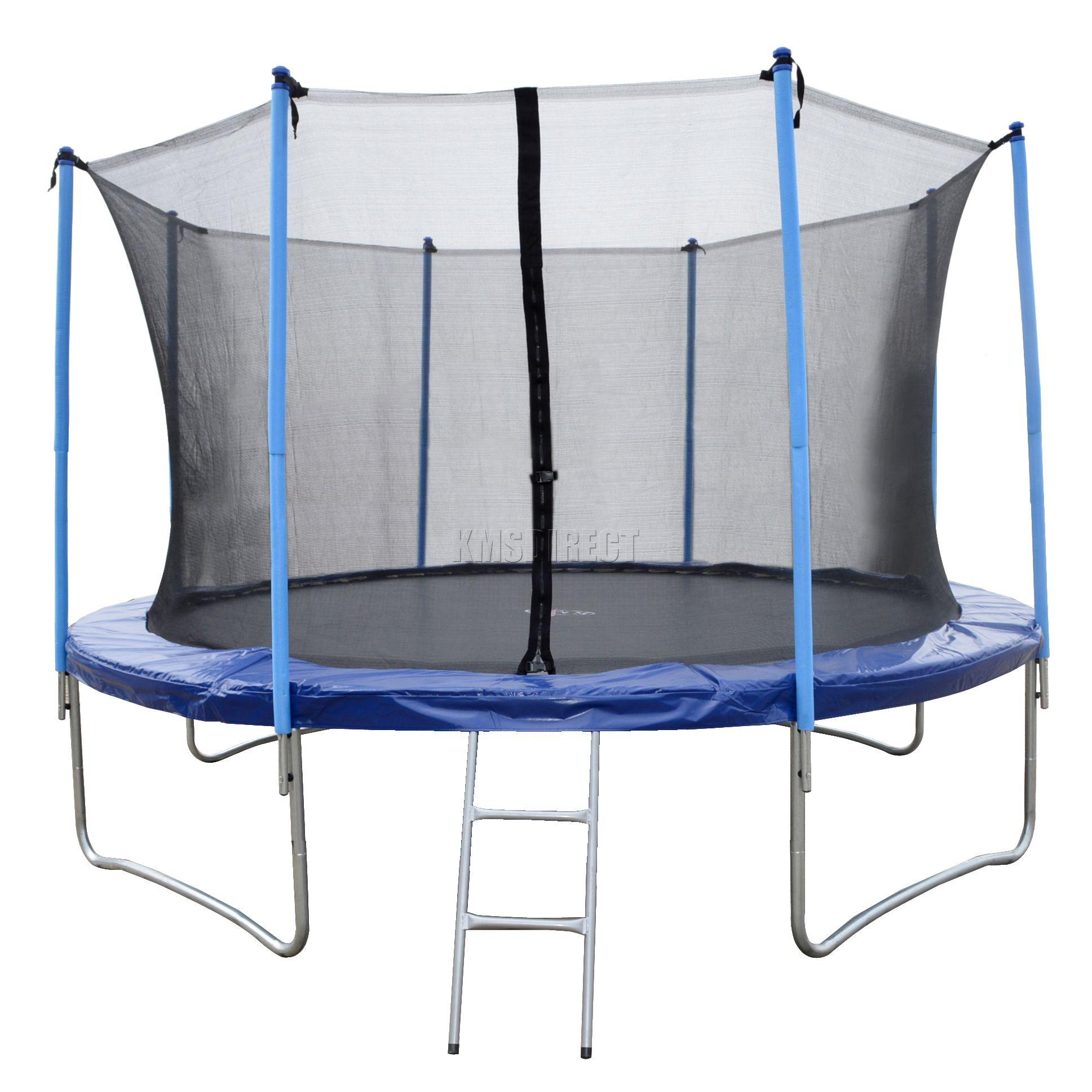 8FT 10FT 12FT 14FT 16FT Trampoline With Safety Enclosure