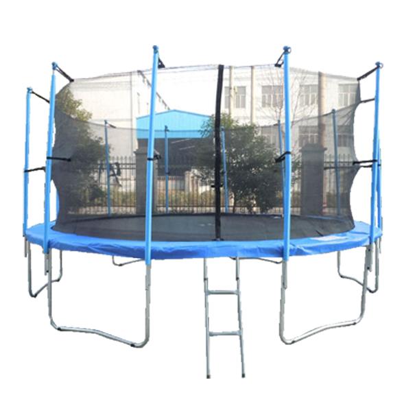 8ft Trampoline Safety Net Enclosure Ladder Rain Cover Shoe: 8FT 10FT 12FT 14FT 16FT Trampoline With Ladder Rain Cover
