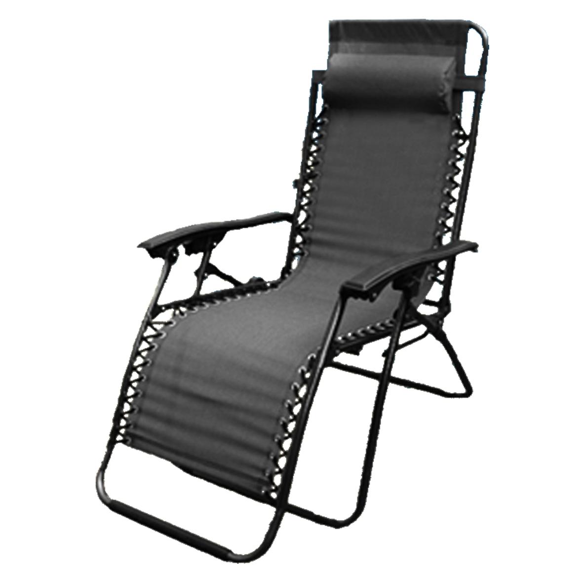 Textoline Zero Gravity Garden Reclining Recliner Relaxer Lounger Lounge Chair