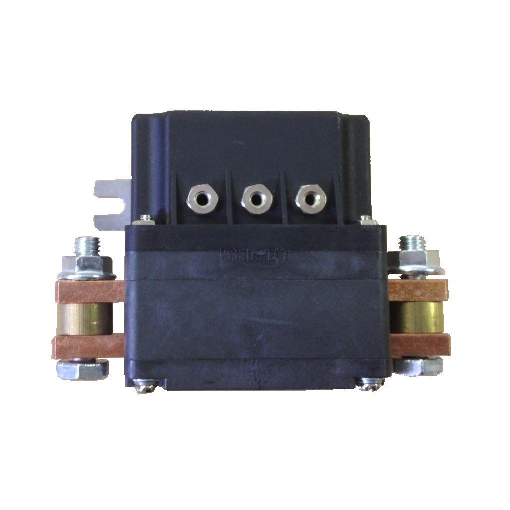 New 12000lb 16800lb Heavy Duty Winch 24v Solenoid