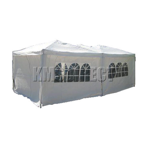 Waterproof 3M X 6 9M PE Gazebo Party Tent Marquee Side