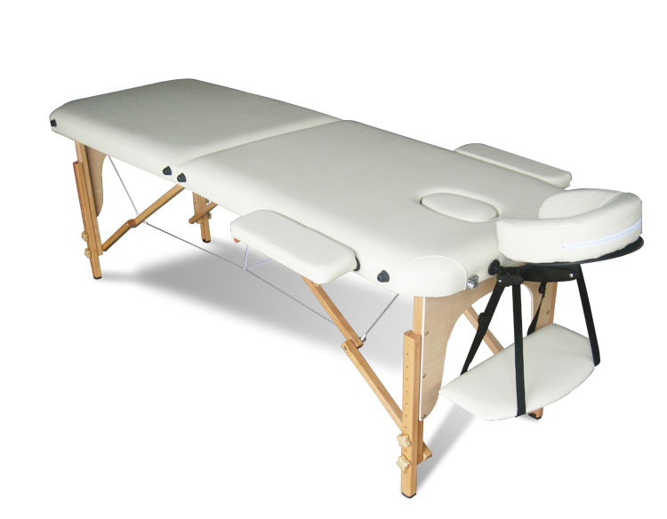 portable folding massage table tattoo therapy beauty salon couch bed lightweight - Massage Tables