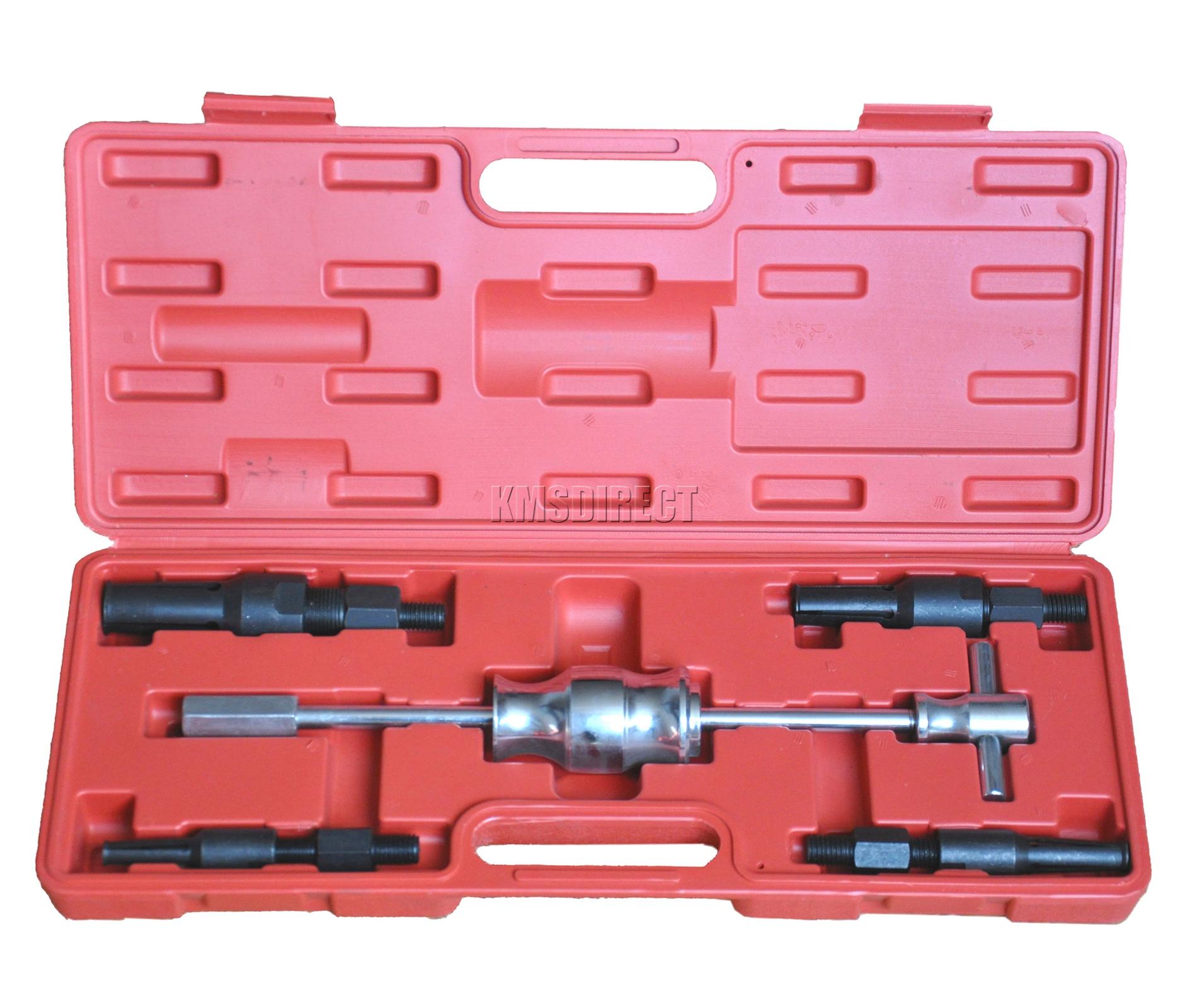 Blind Bearing Puller Kit : Pcs inner bearing puller set kit remover blind internal