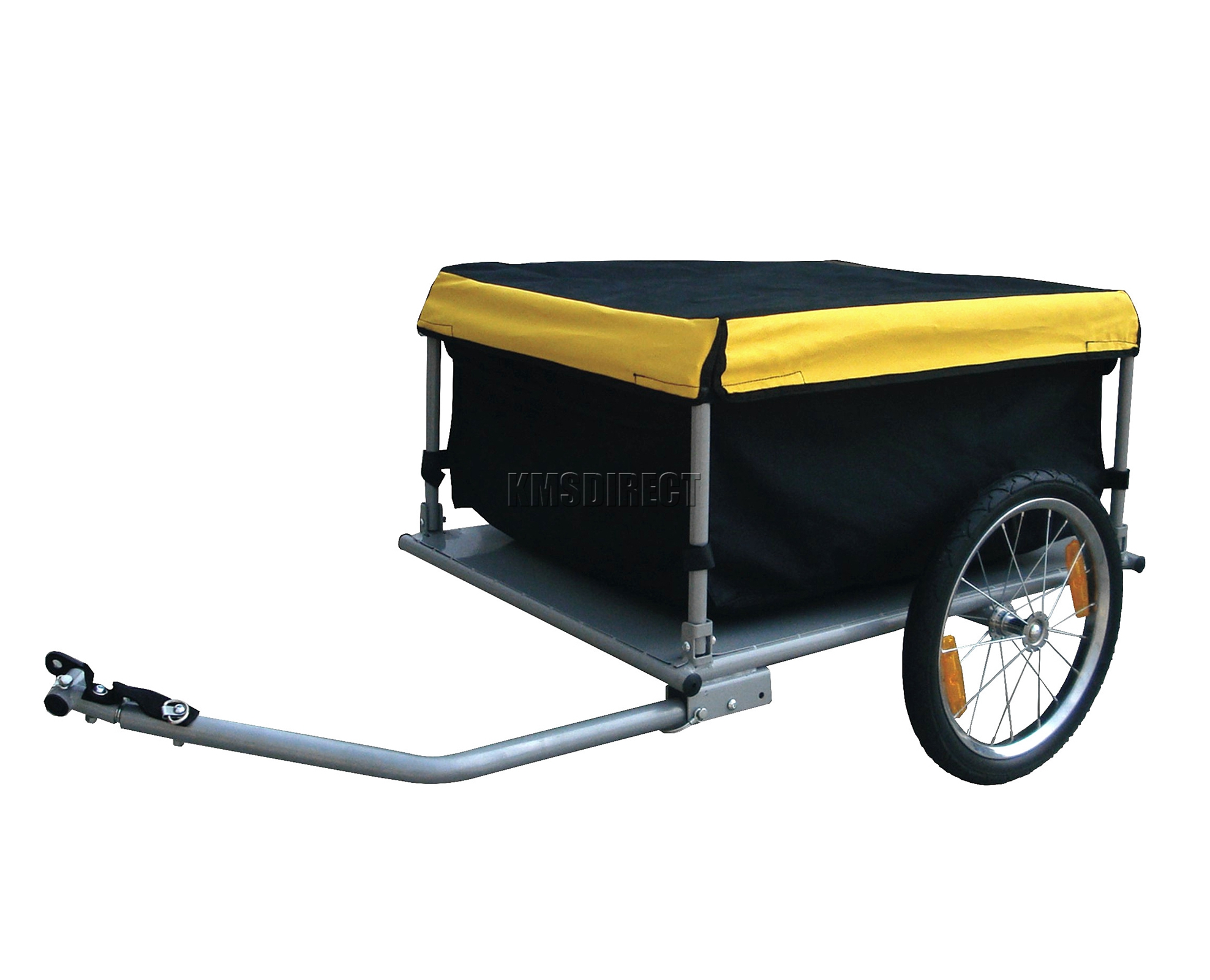 Bike Cargo Carrier : New children child kids luggage cargo bike bicycle trailer