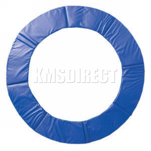 Round Trampoline Mat Spare Parts Replacement For 12 13 14: 8FT Trampoline Replacement Safety Spring Cover Pad