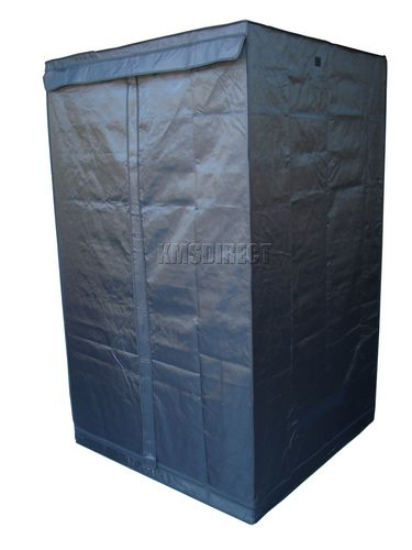120 X 120 X 200 Grow Tent Bud Room Hydroponics Box New