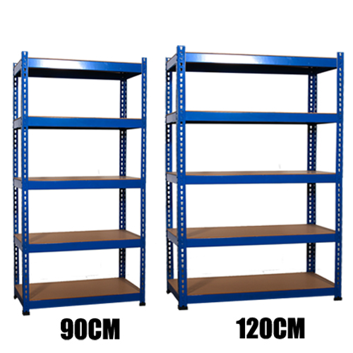 Workshop garage warehouse shed storage shelf racking unit for Attaching shelves to plastic shed